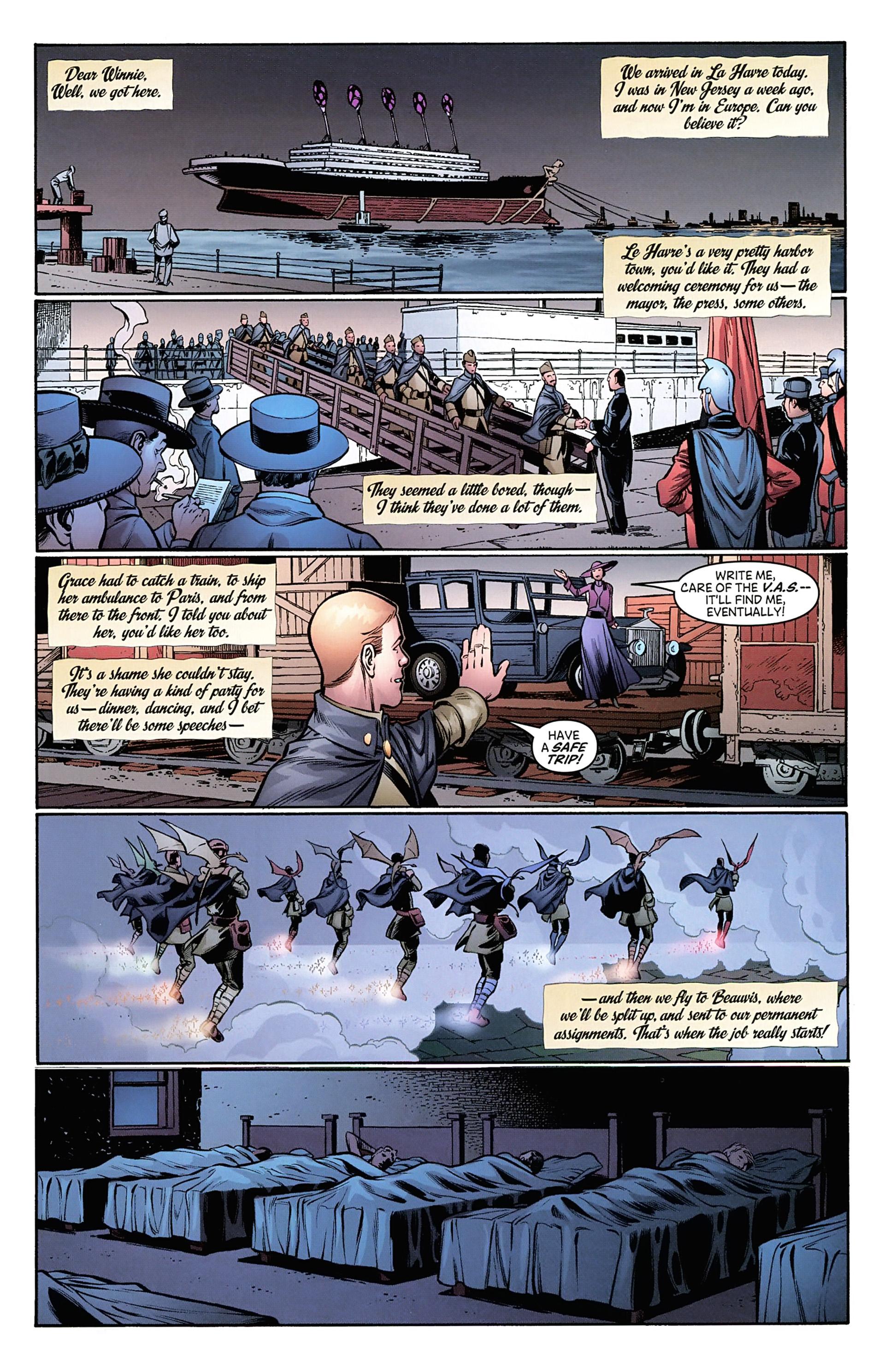 Read online Arrowsmith comic -  Issue #3 - 20