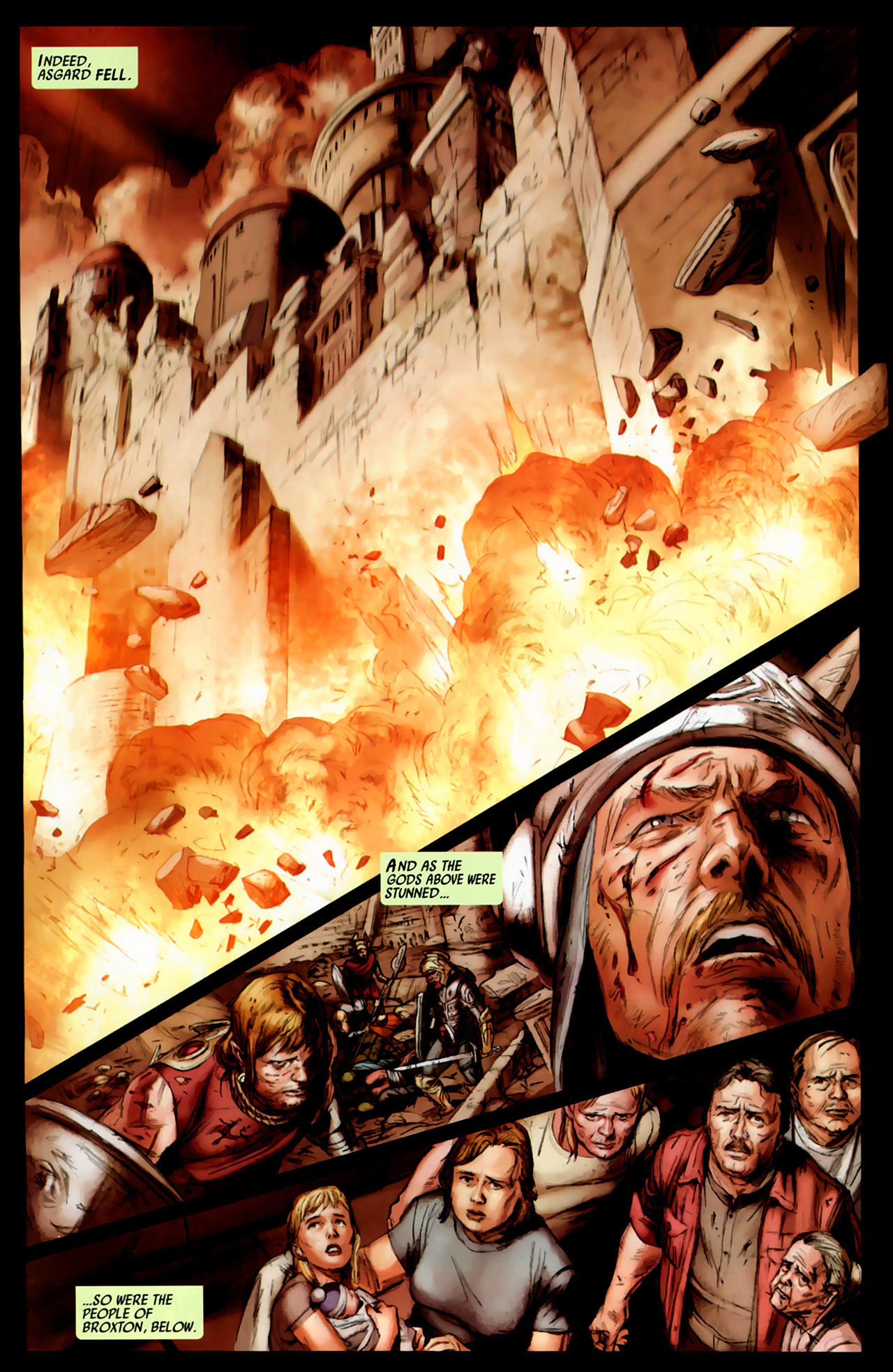 Read online Secret Invasion: Thor comic -  Issue #3 - 19