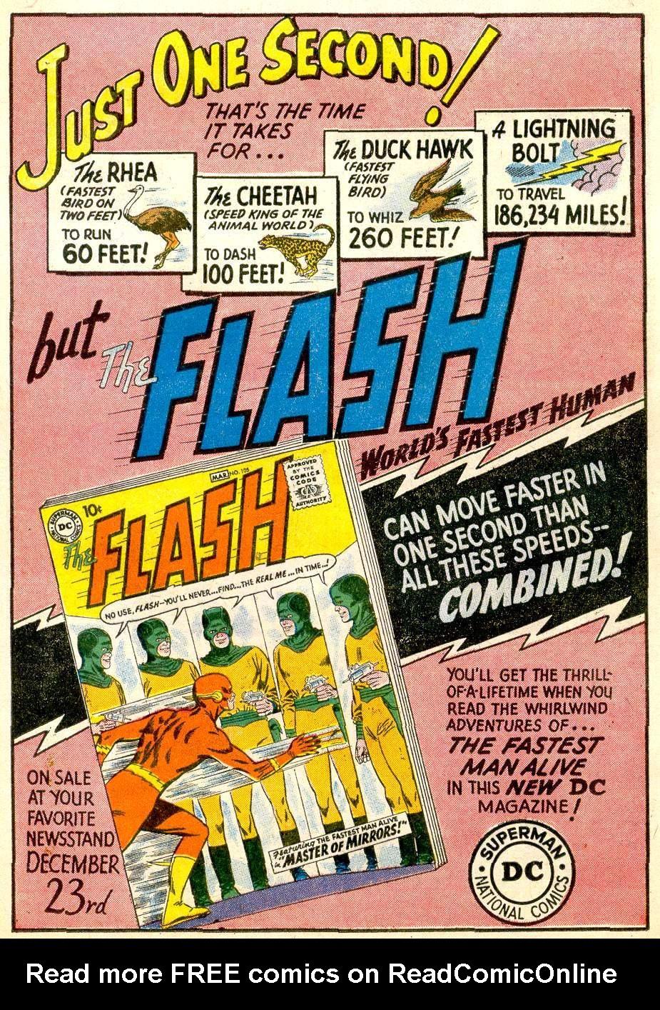 Read online Adventure Comics (1938) comic -  Issue #257 - 17
