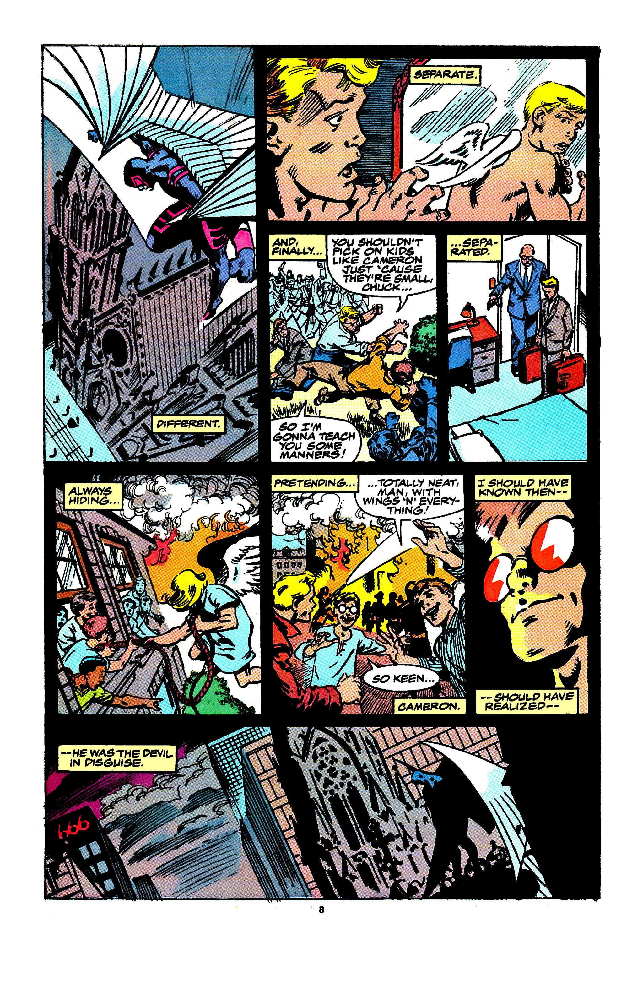 Read online X-Factor (1986) comic -  Issue #47 - 7