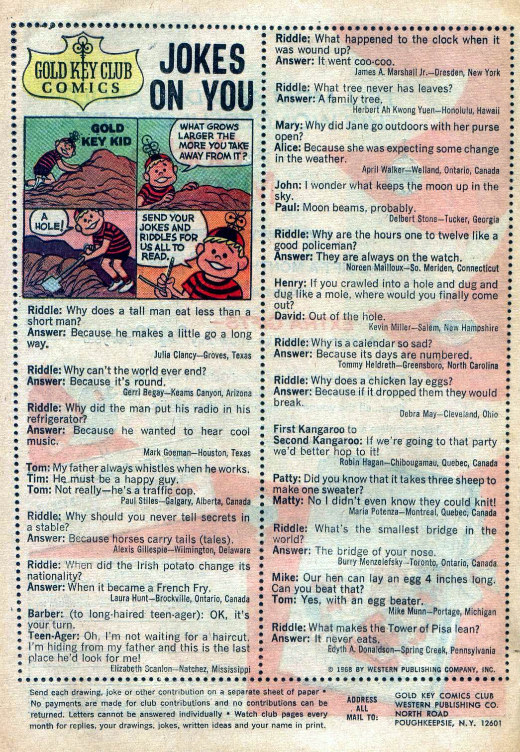 Read online Uncle Scrooge (1953) comic -  Issue #78 - 20