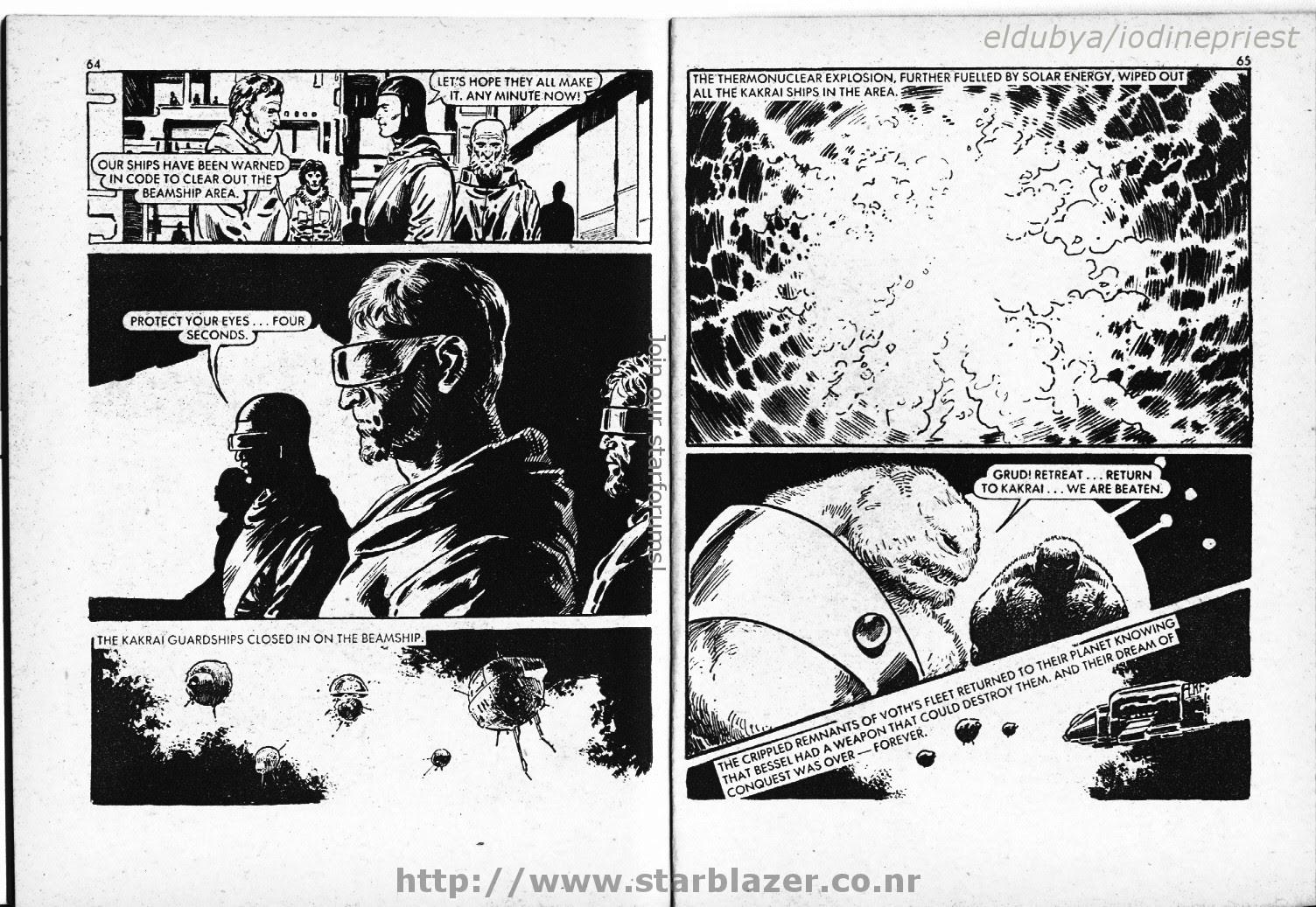 Starblazer issue 59 - Page 34
