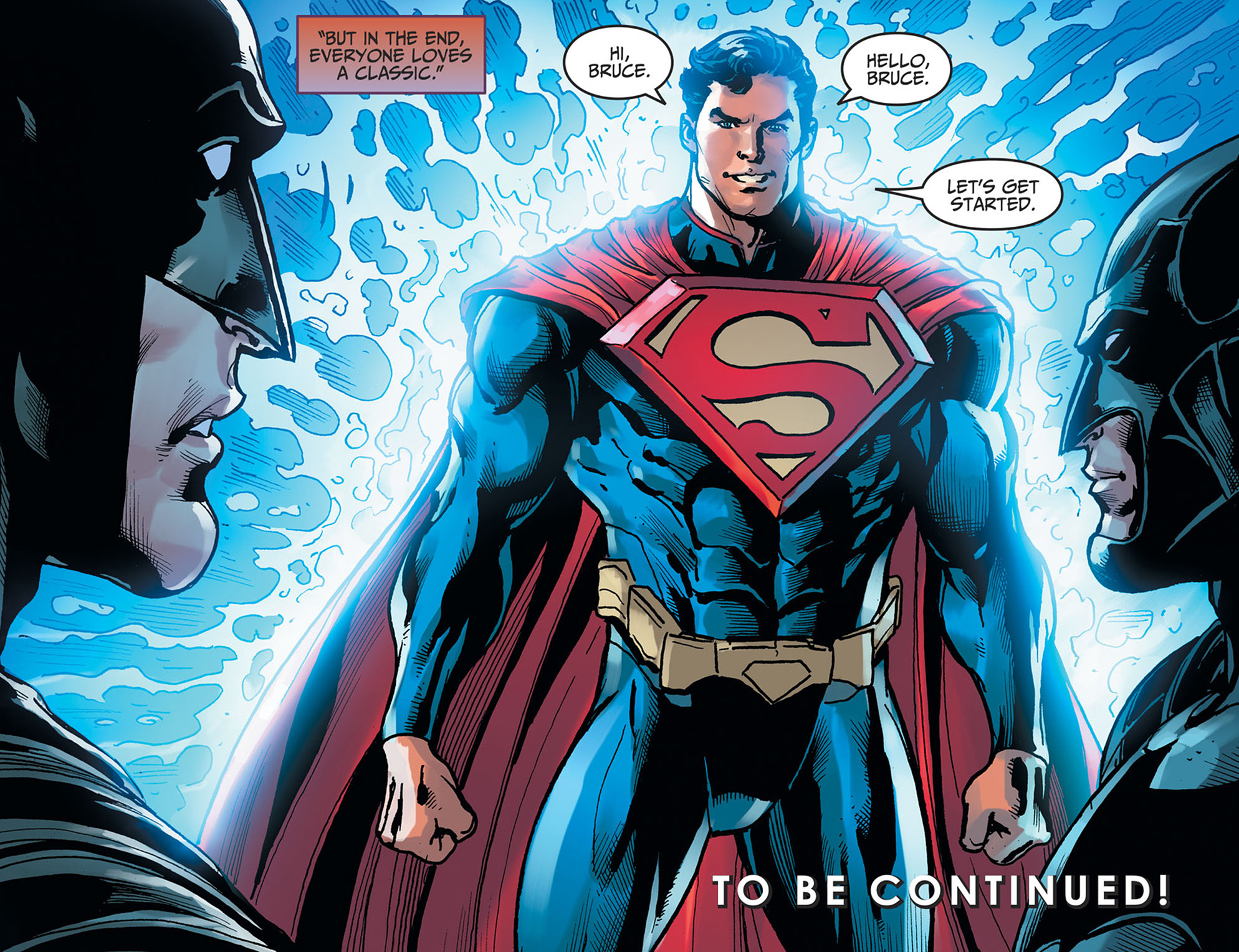 Read online Injustice: Ground Zero comic -  Issue #22 - 23