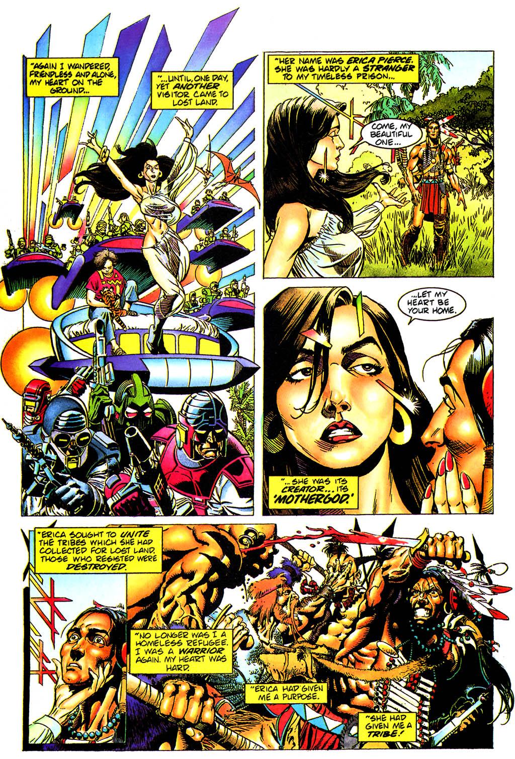 Read online Turok, Dinosaur Hunter (1993) comic -  Issue #0 - 21