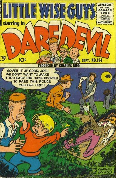 Daredevil (1941) 134 Page 1