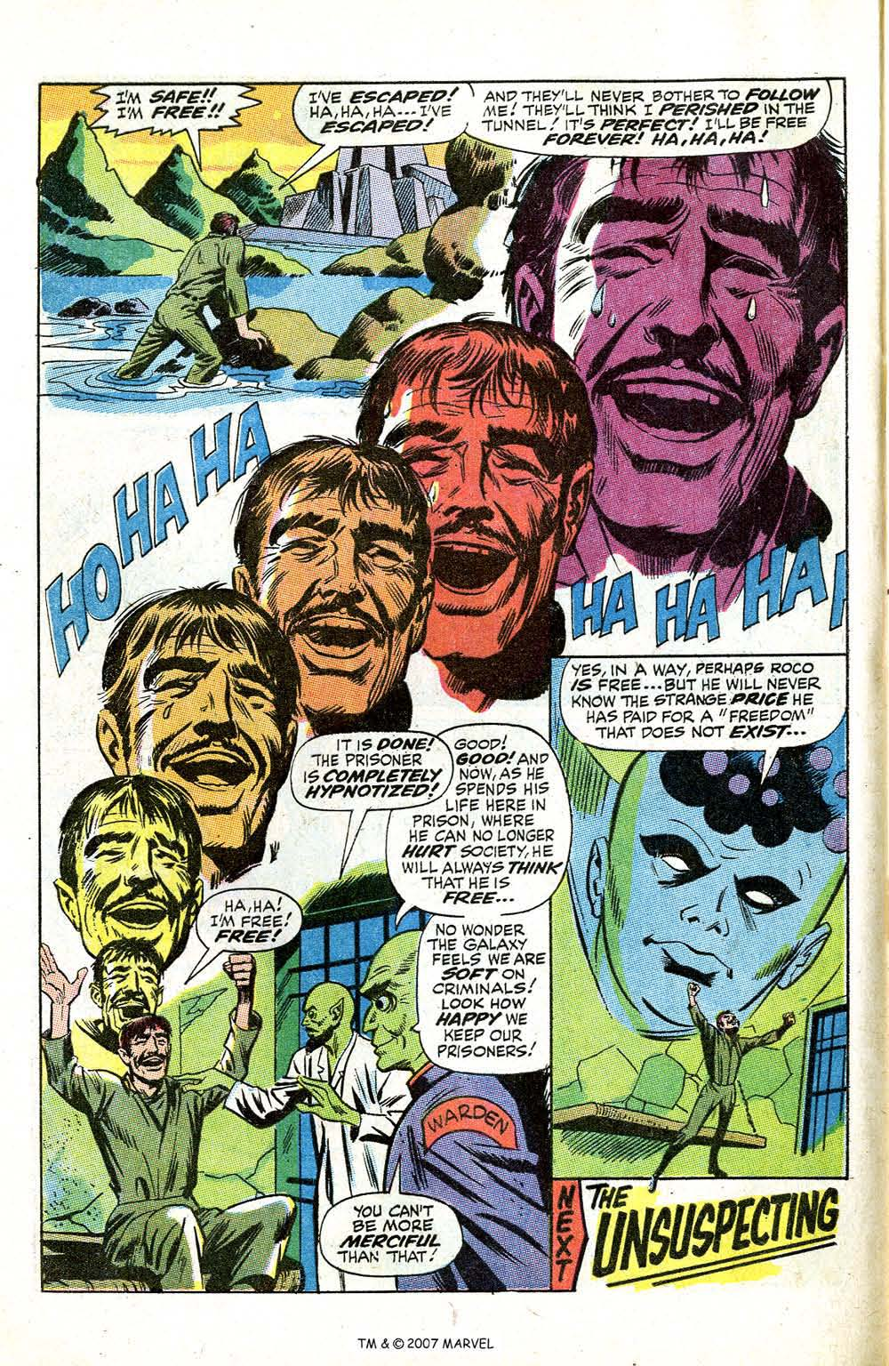 Read online Silver Surfer (1968) comic -  Issue #5 - 62
