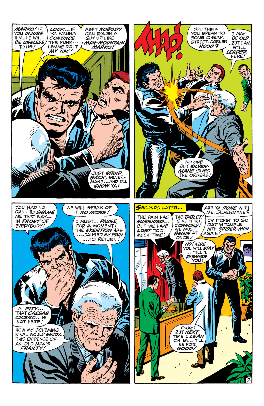 The Amazing Spider-Man (1963) 74 Page 2