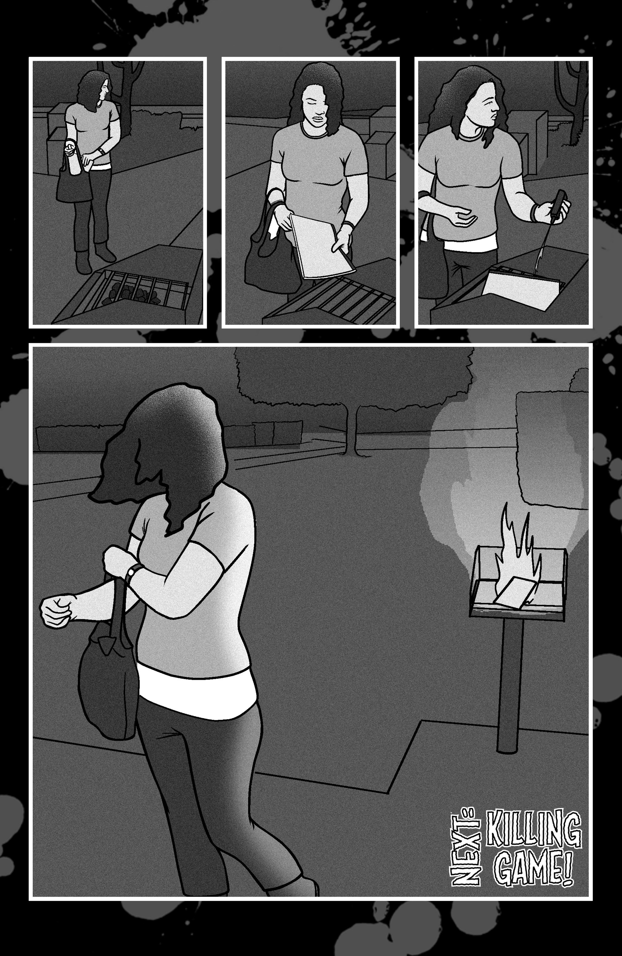 Read online A Voice in the Dark comic -  Issue #2 - 22