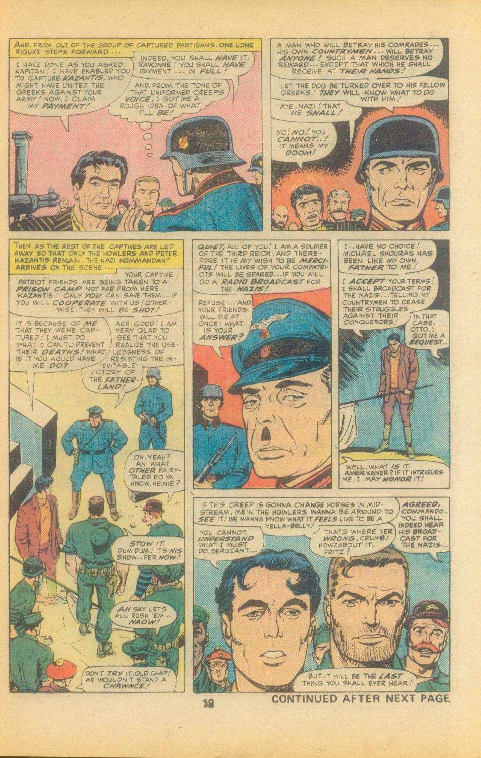 Read online Sgt. Fury comic -  Issue #135 - 21