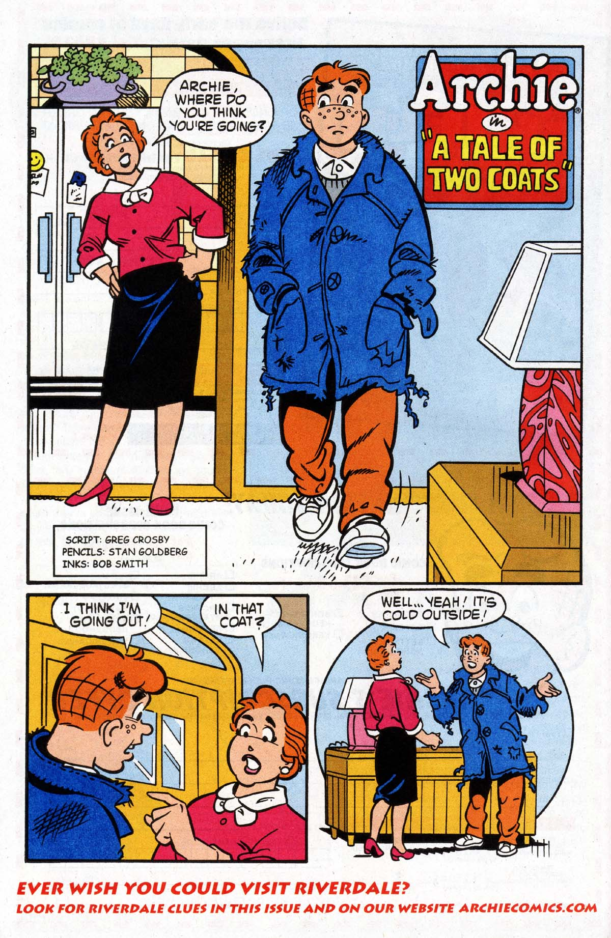 Read online Archie (1960) comic -  Issue #530 - 8
