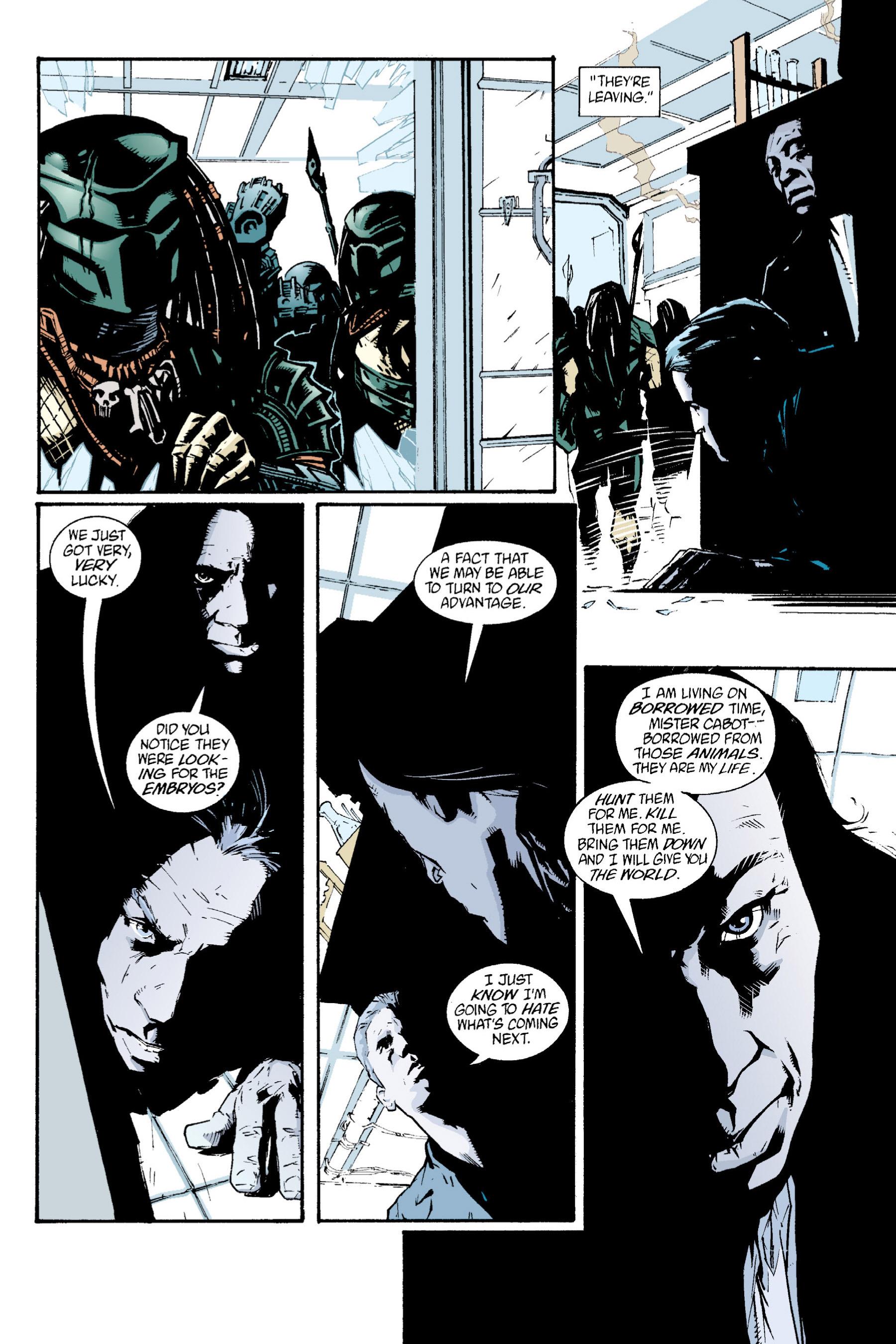 Read online Aliens vs. Predator Omnibus comic -  Issue # _TPB 1 Part 4 - 75
