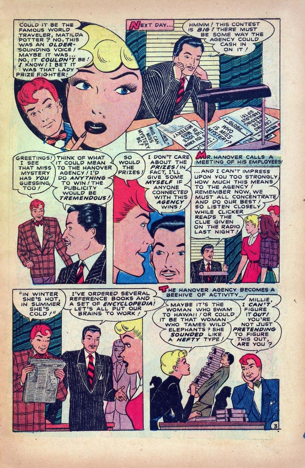 Read online Joker Comics comic -  Issue #34 - 5
