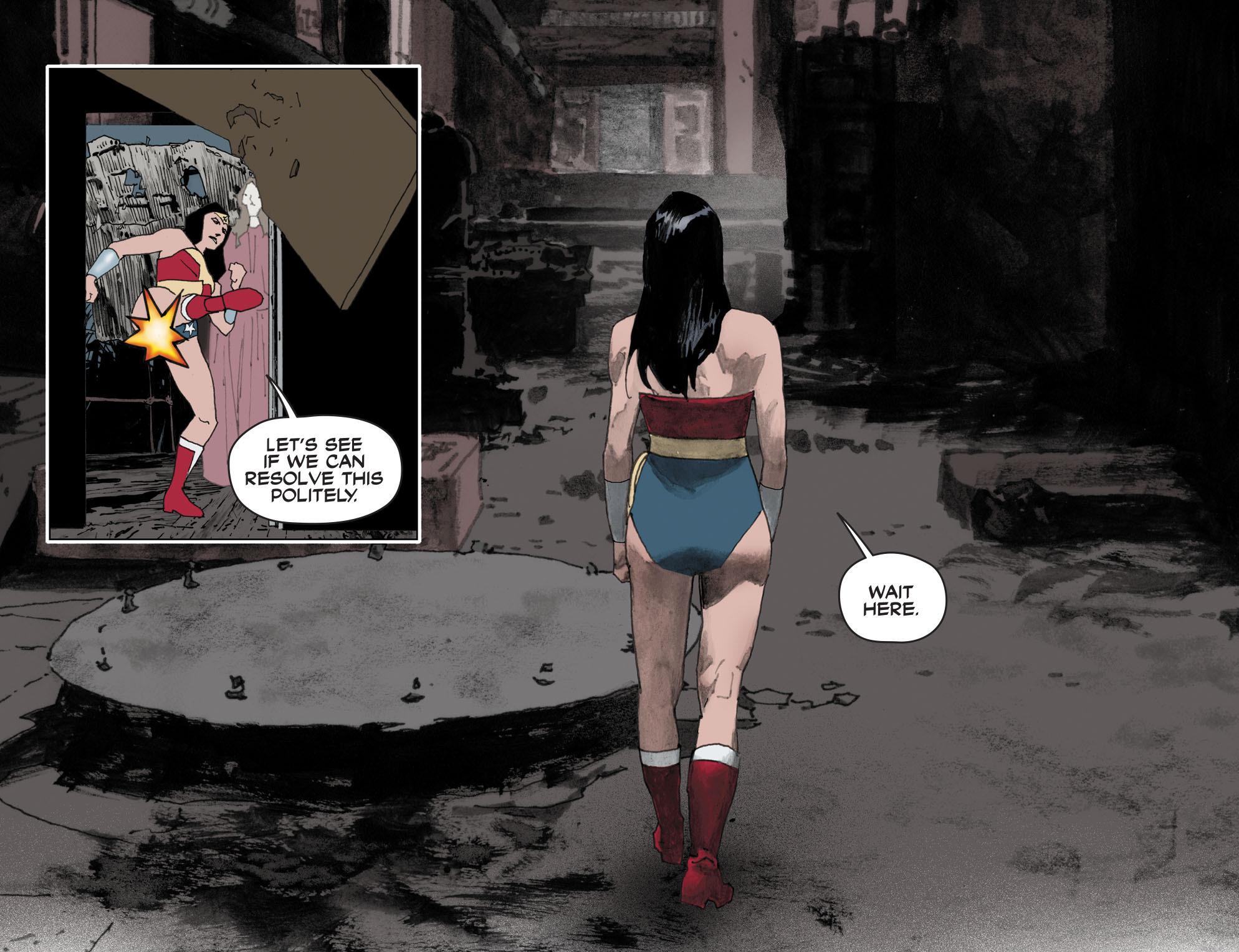Read online Sensation Comics Featuring Wonder Woman comic -  Issue #36 - 15