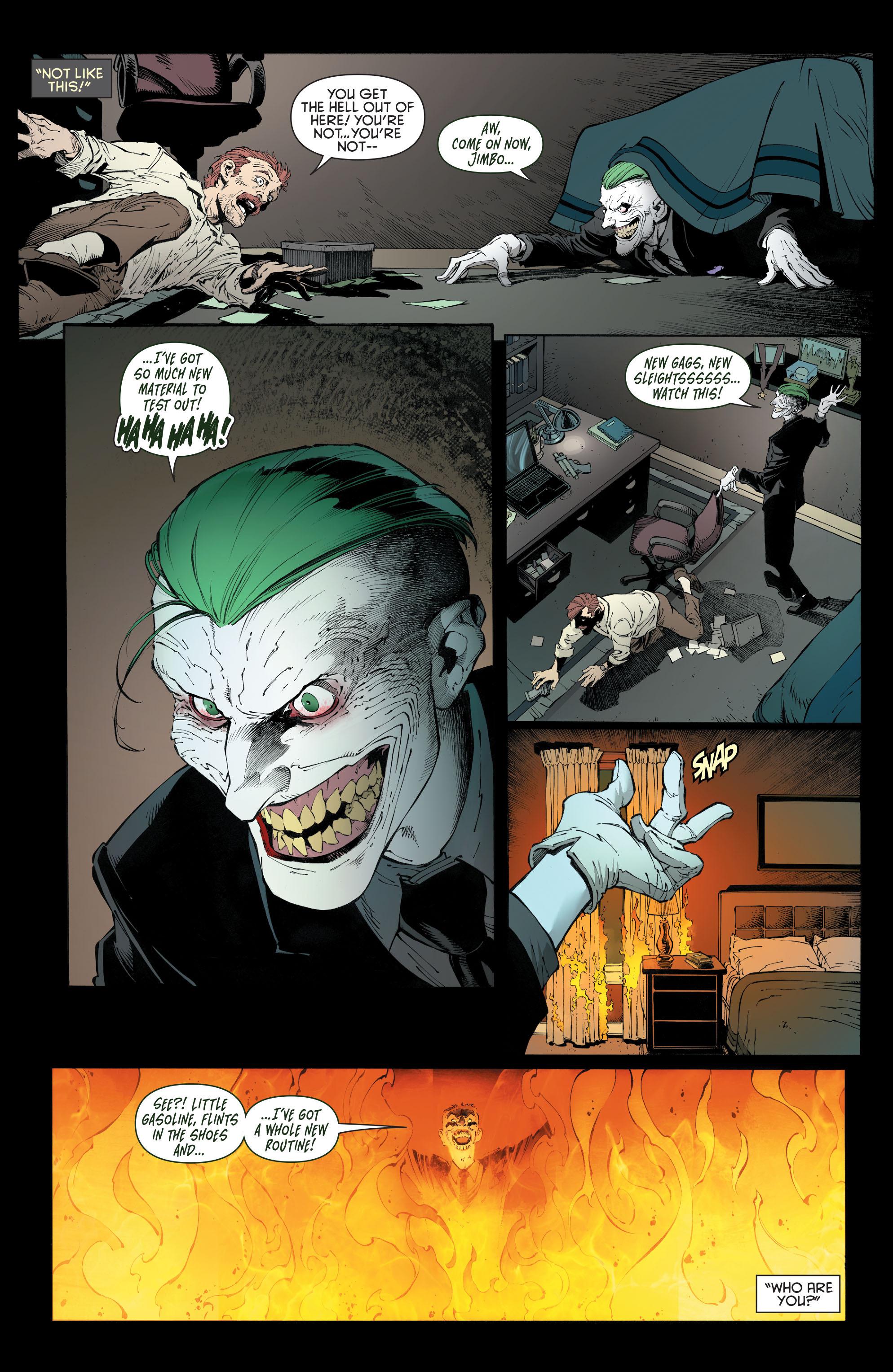 Read online Batman (2011) comic -  Issue # _TPB 7 - 69