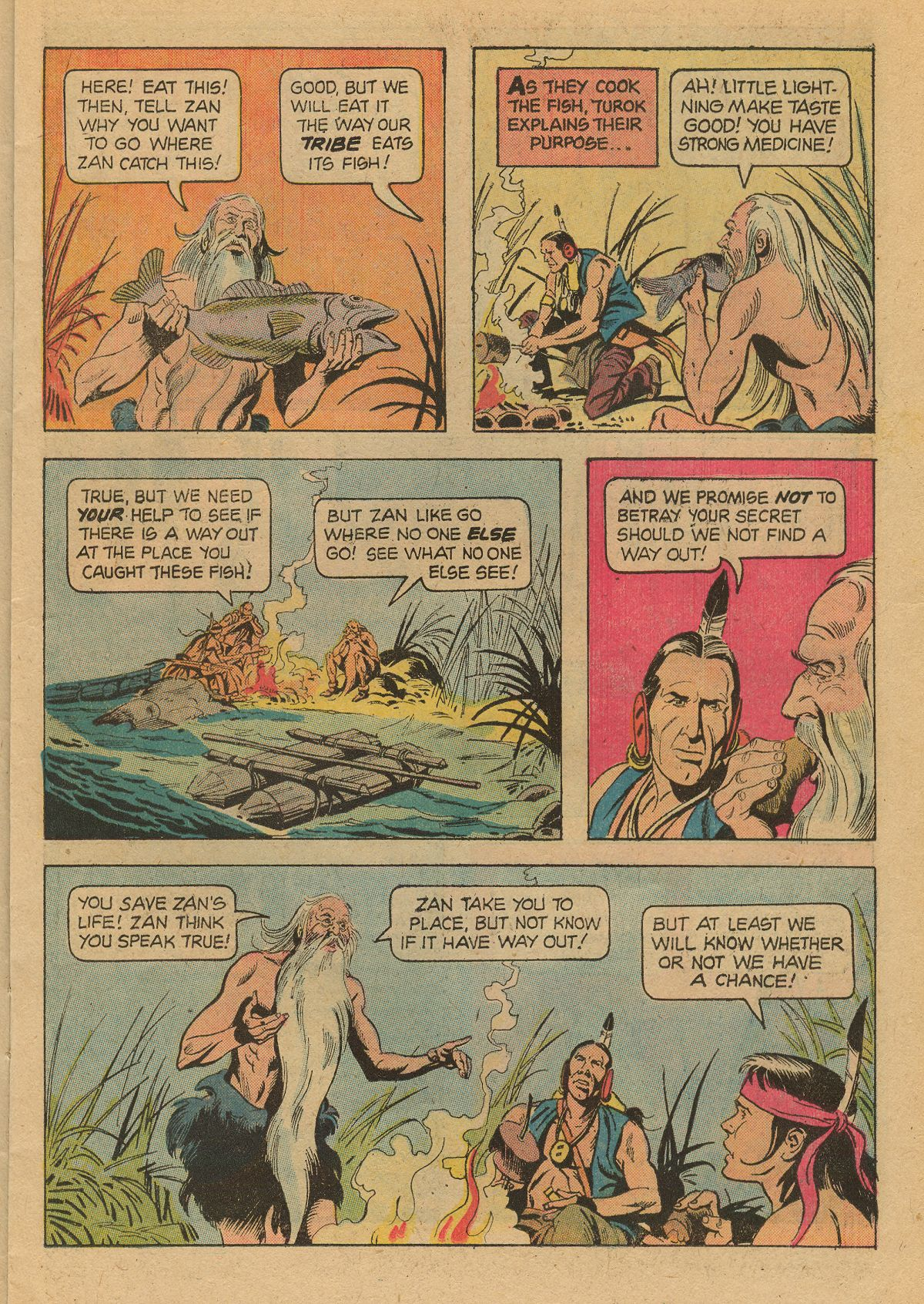Read online Turok, Son of Stone comic -  Issue #99 - 15