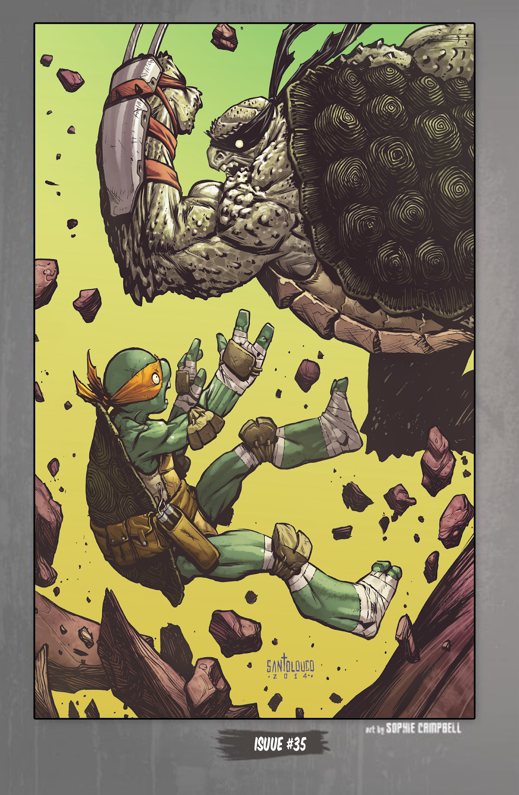 Read online Teenage Mutant Ninja Turtles: The IDW Collection comic -  Issue # TPB 4 (Part 3) - 55