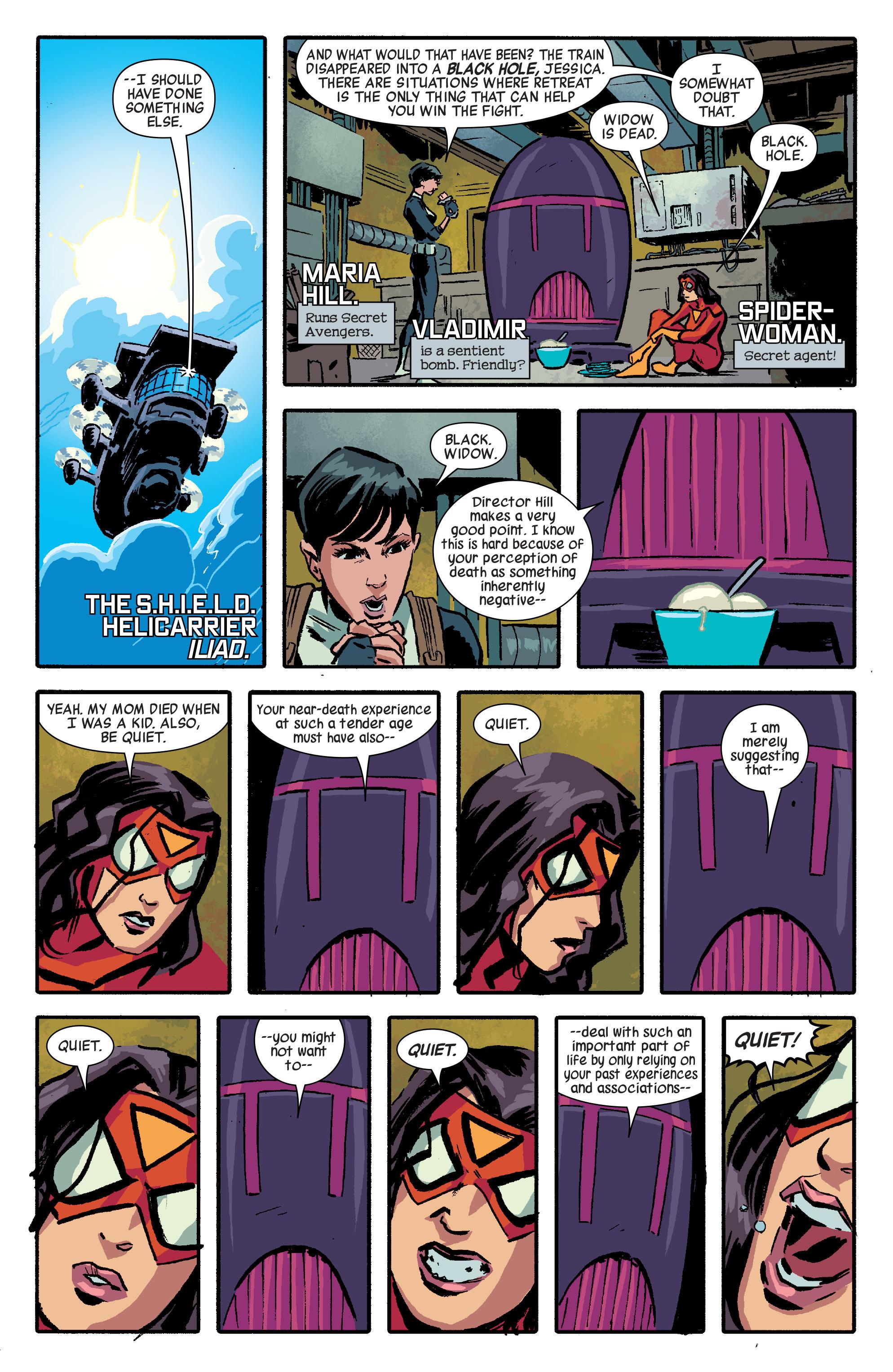 Read online Secret Avengers (2014) comic -  Issue #7 - 6