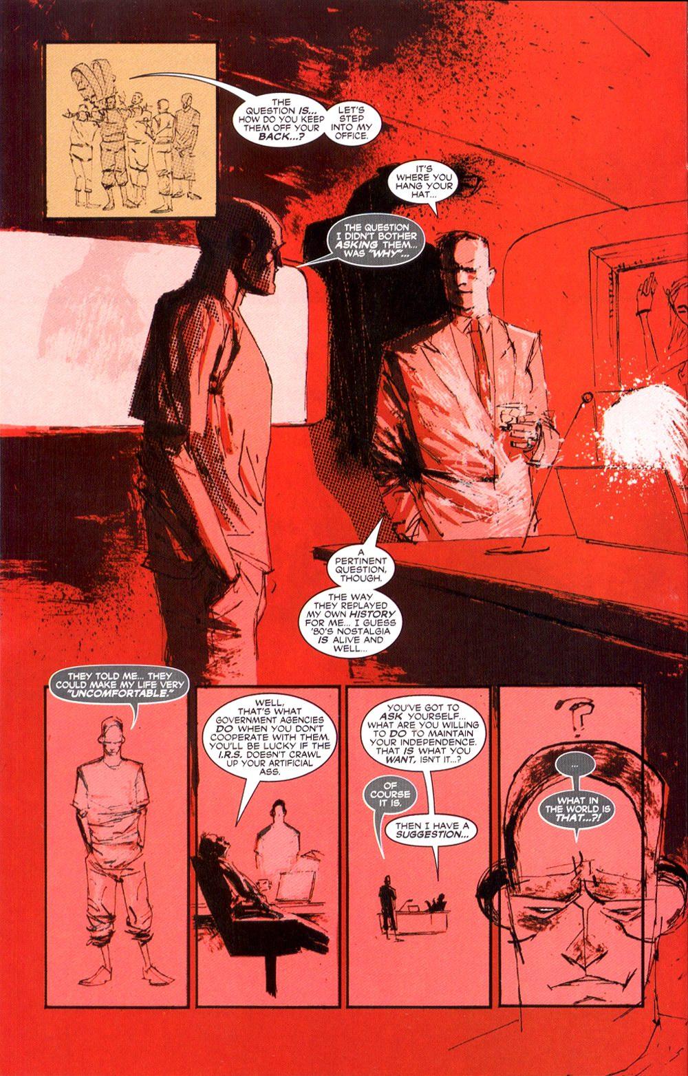 Read online Automatic Kafka comic -  Issue #3 - 18