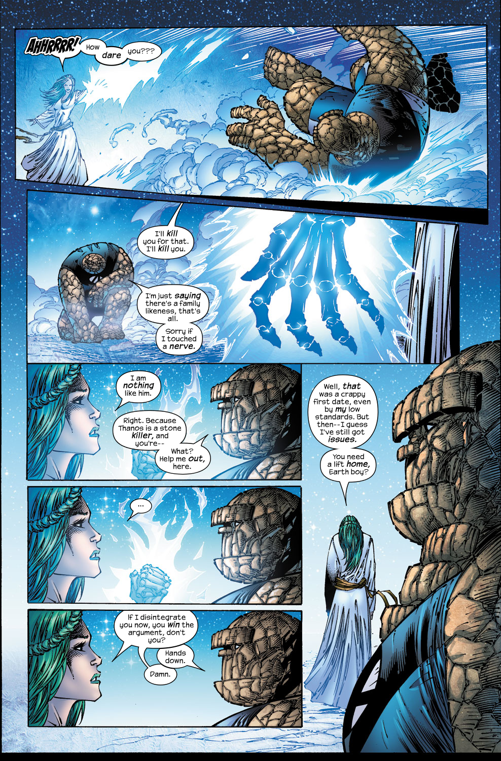 Read online Ultimate Fantastic Four (2004) comic -  Issue #52 - 20