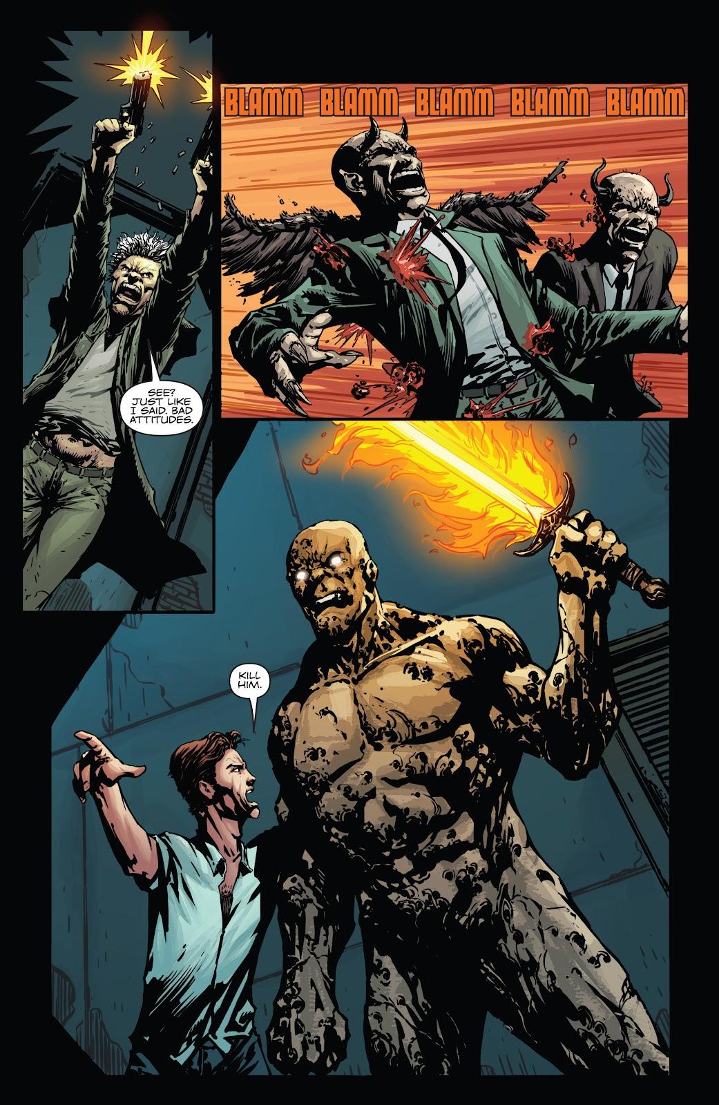 Read online Vampirella Strikes comic -  Issue #1 - 20