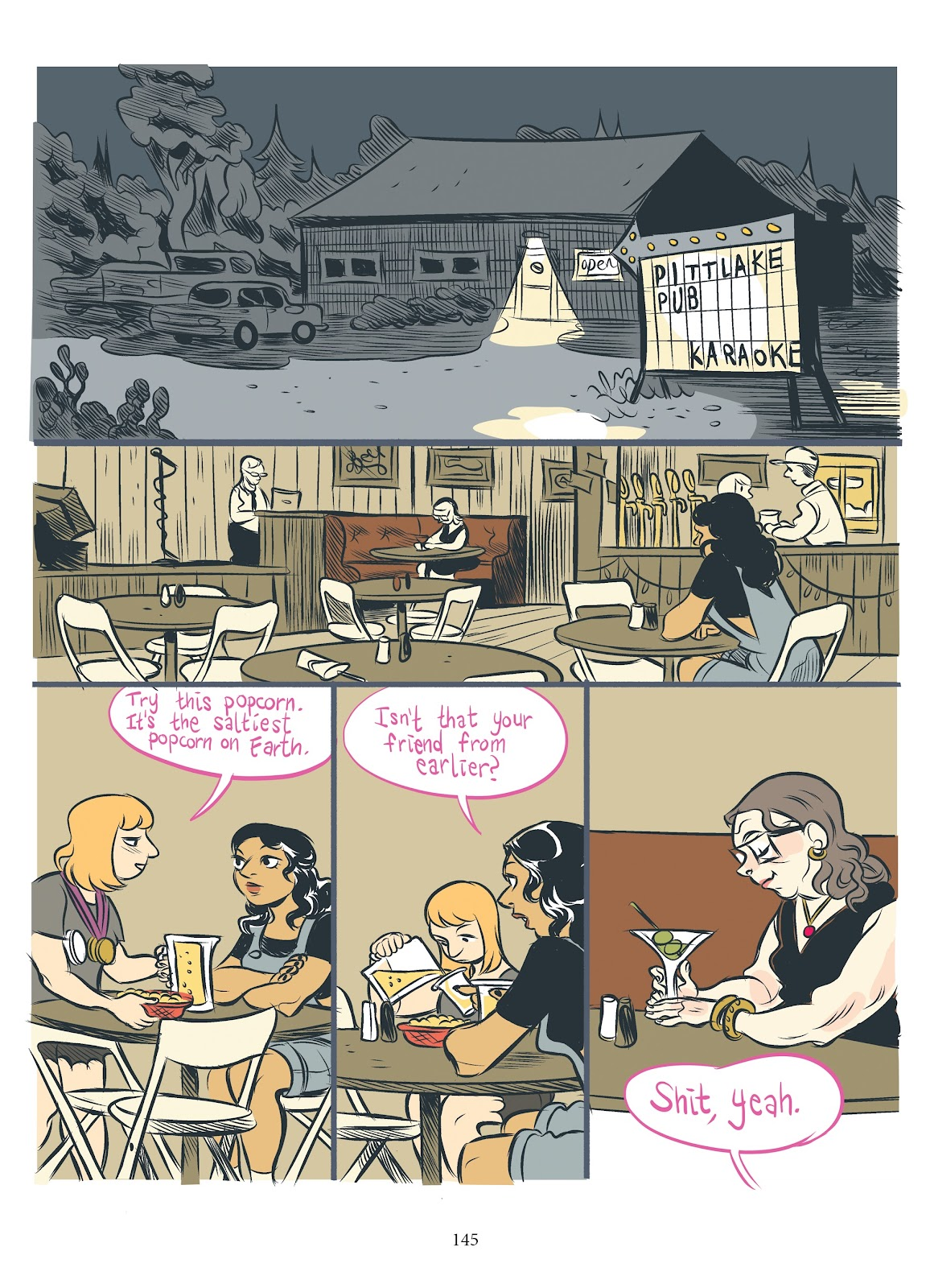 Read online Girl Town comic -  Issue # TPB (Part 2) - 42