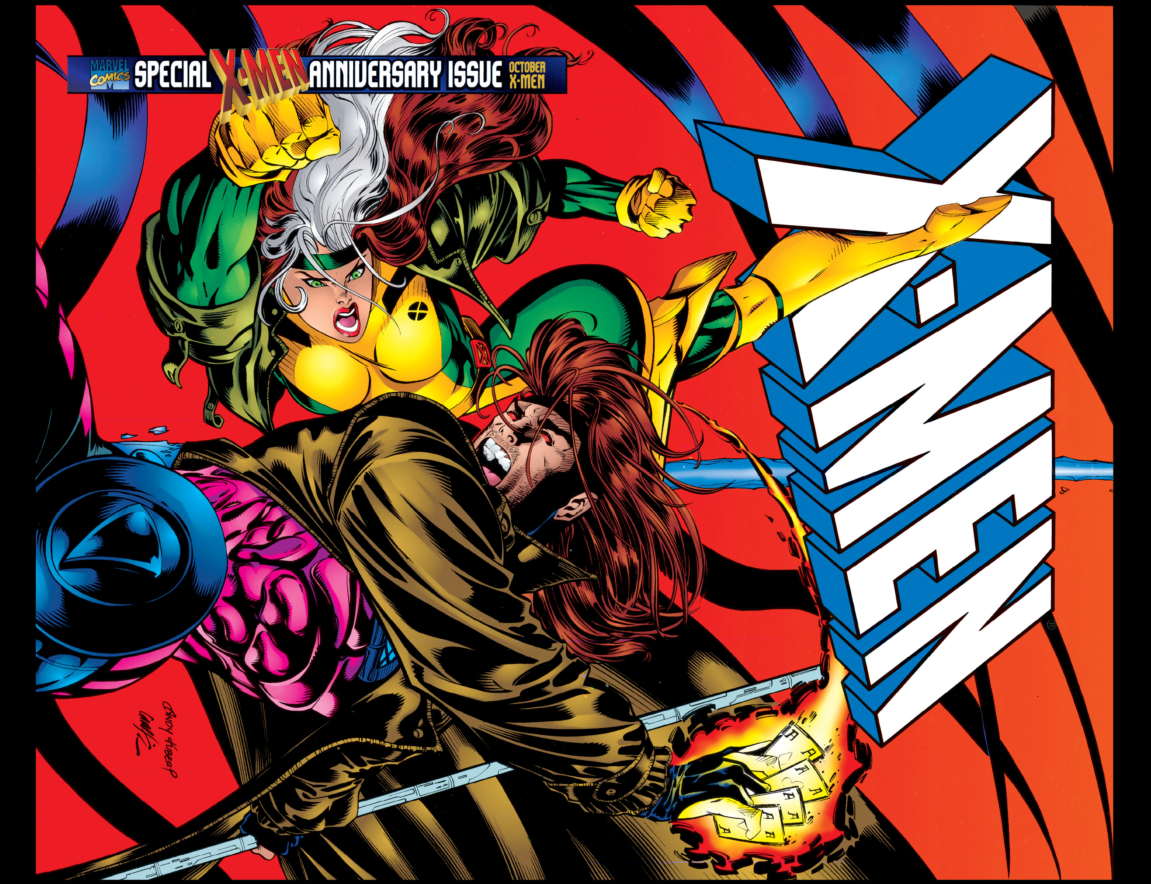 X-Men (1991) 45 Page 1