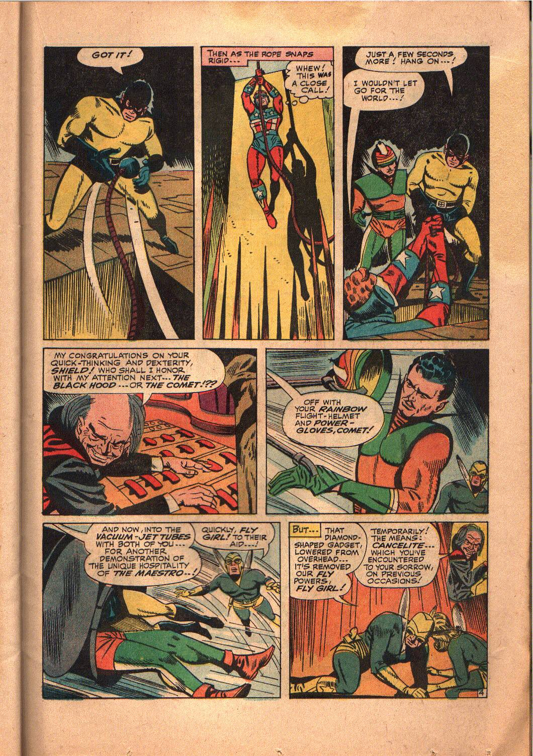 The Mighty Crusaders (1965) Issue #6 #6 - English 19
