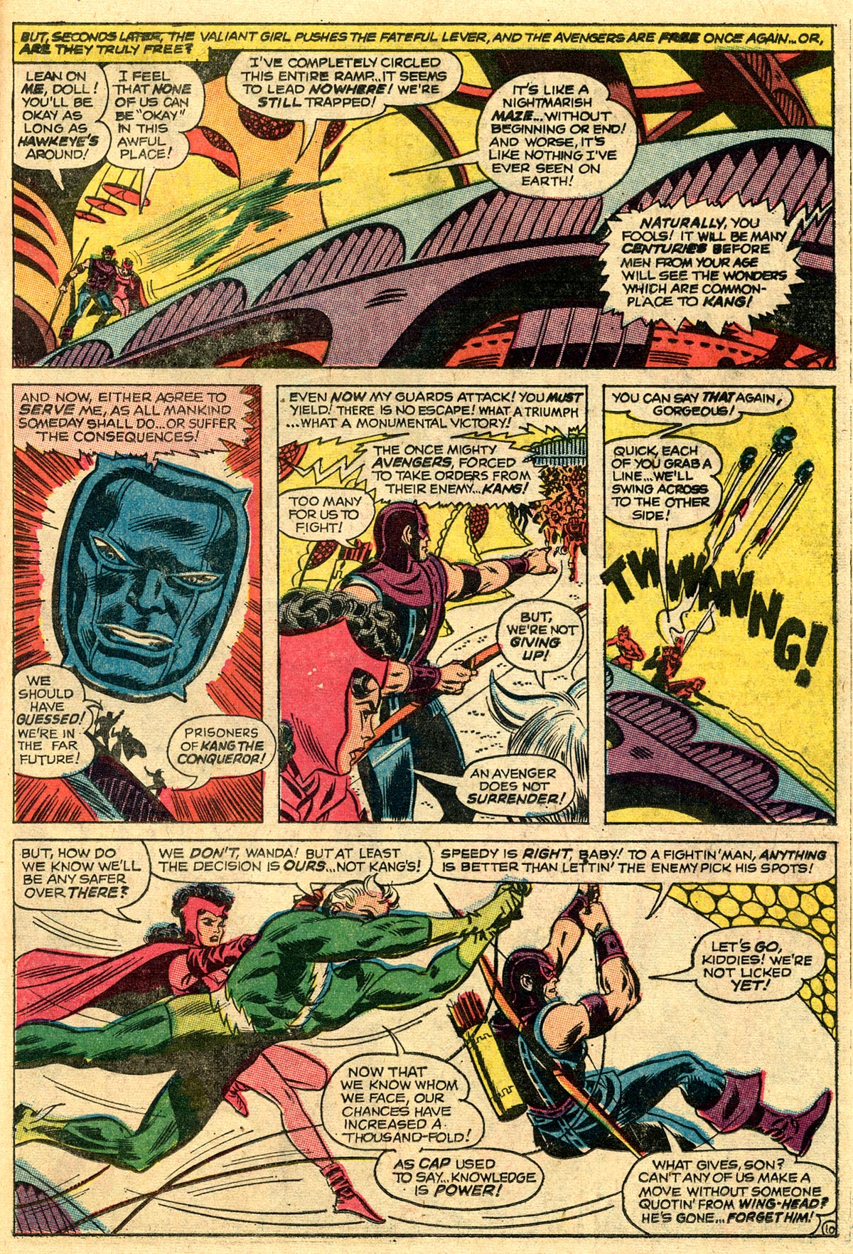 The Avengers (1963) 23 Page 14