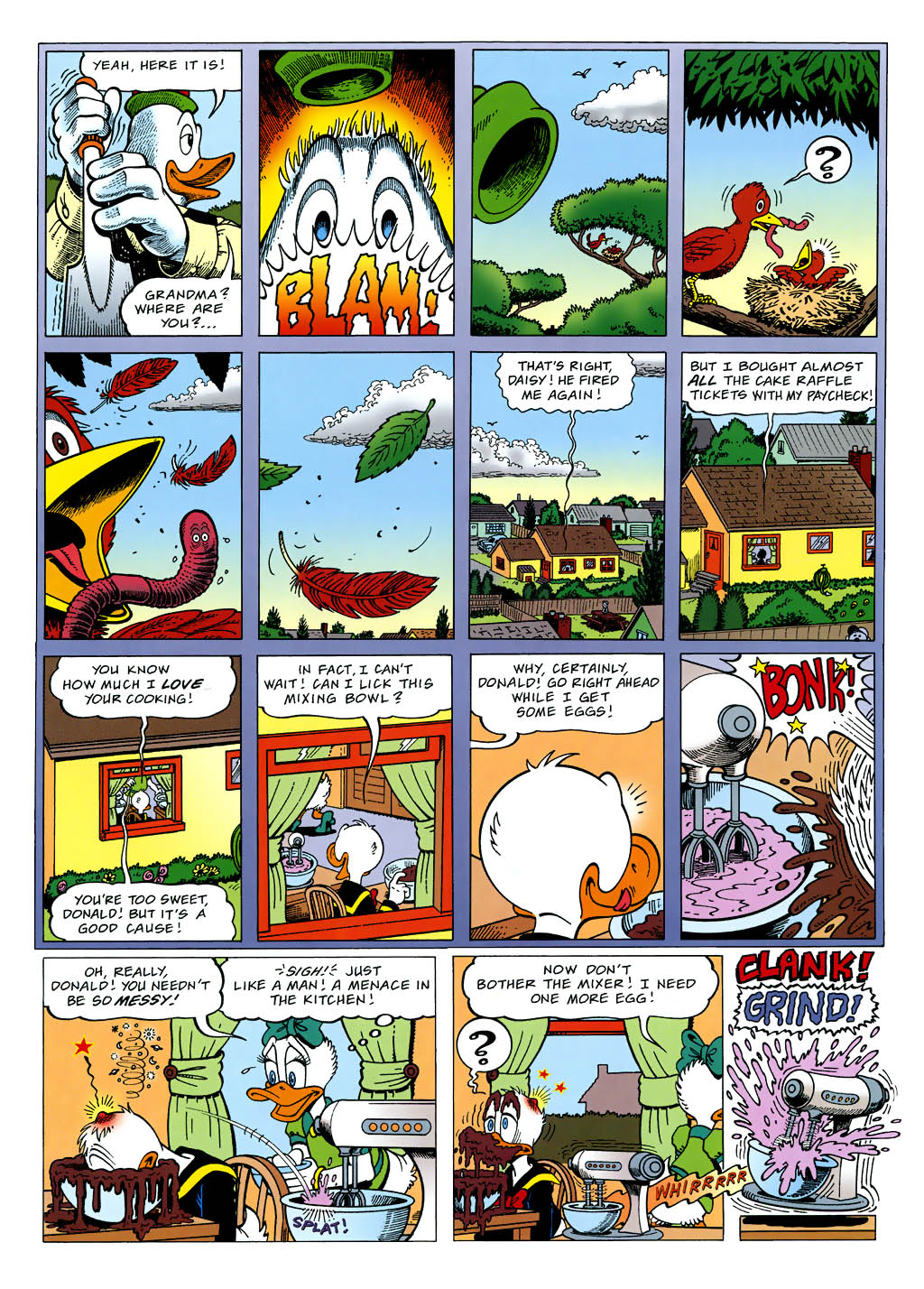 Read online Uncle Scrooge (1953) comic -  Issue #323 - 6