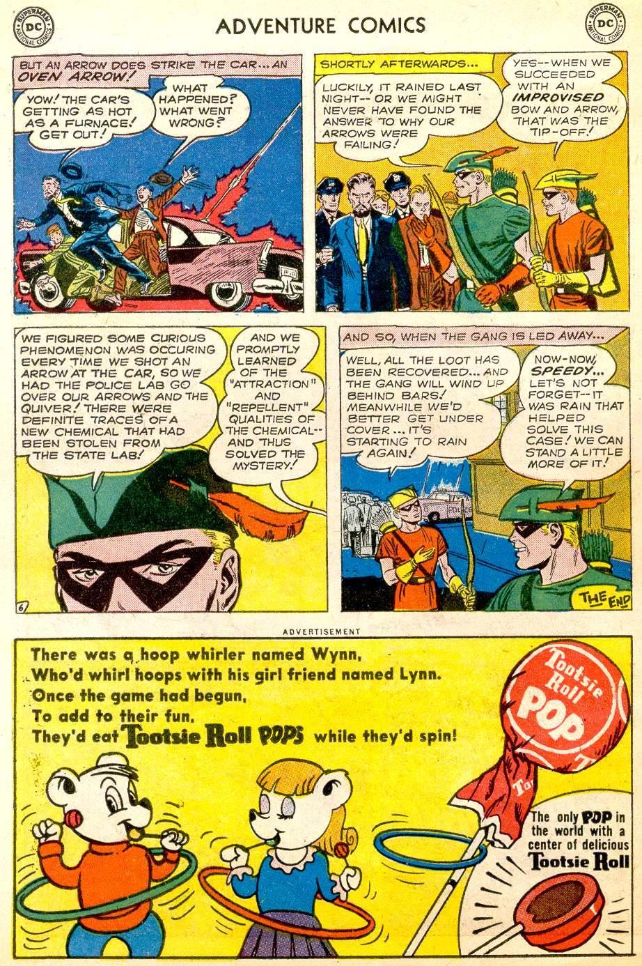 Read online Adventure Comics (1938) comic -  Issue #257 - 24