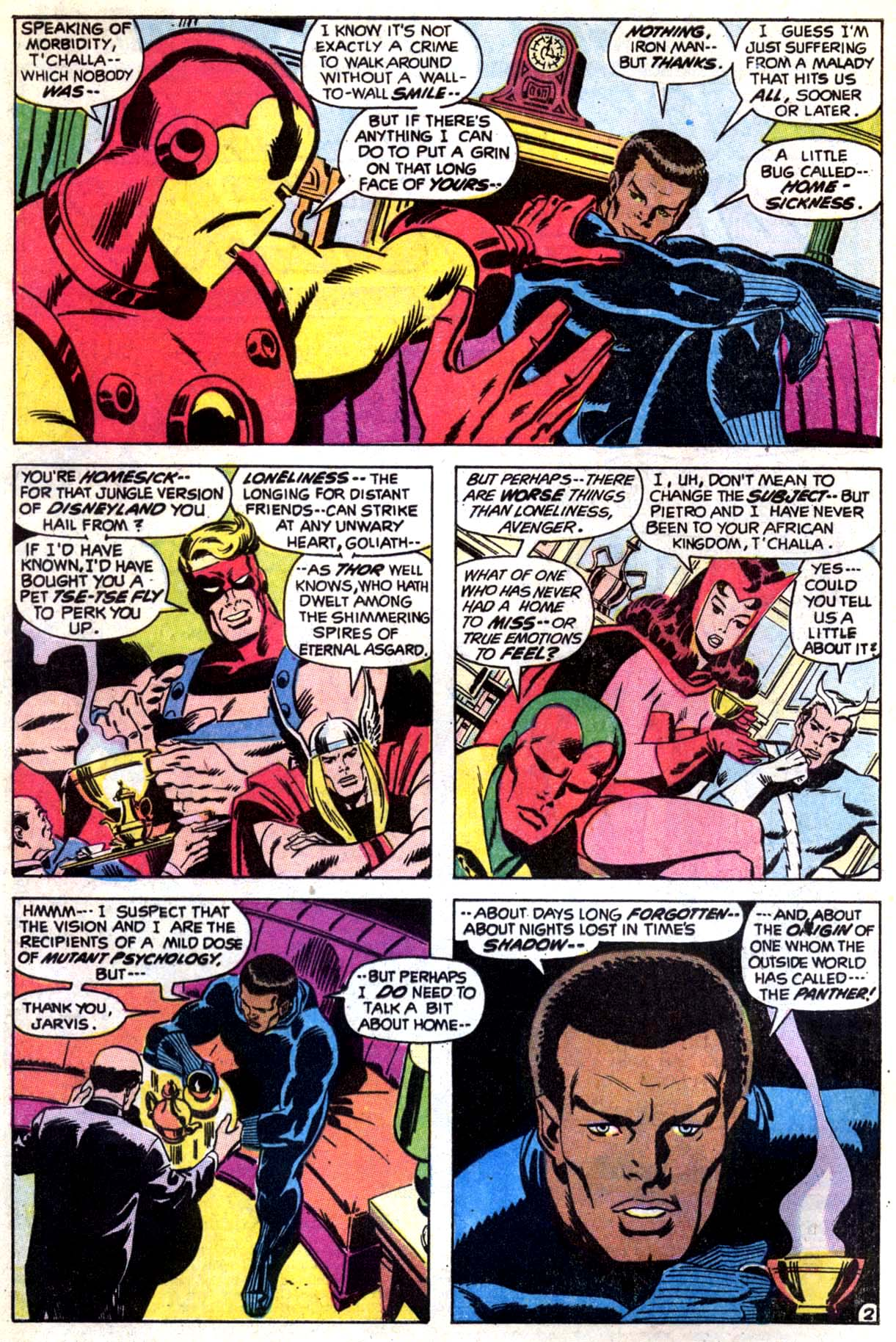 The Avengers (1963) 87 Page 2