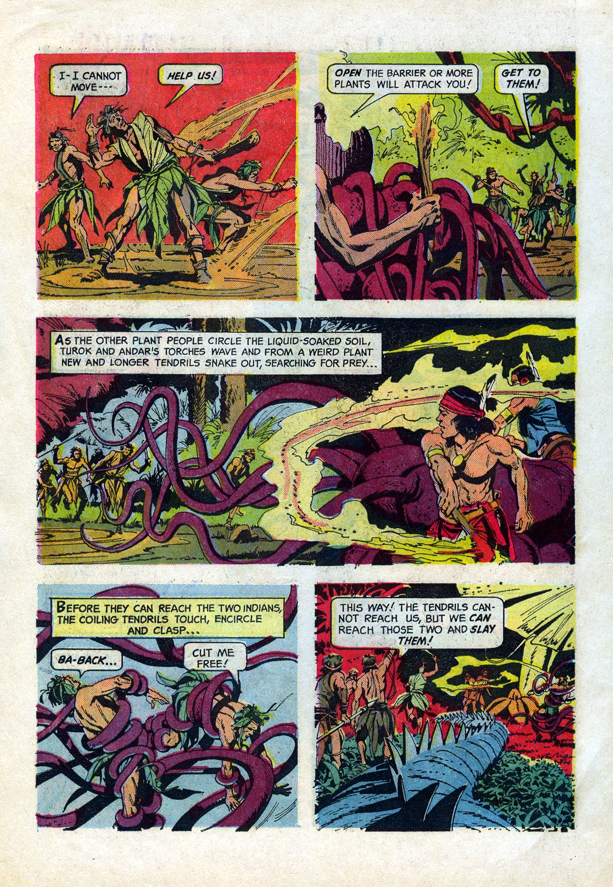 Read online Turok, Son of Stone comic -  Issue #45 - 30
