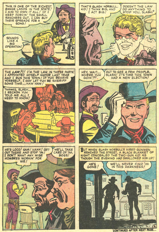 Read online Two-Gun Kid comic -  Issue #44 - 8