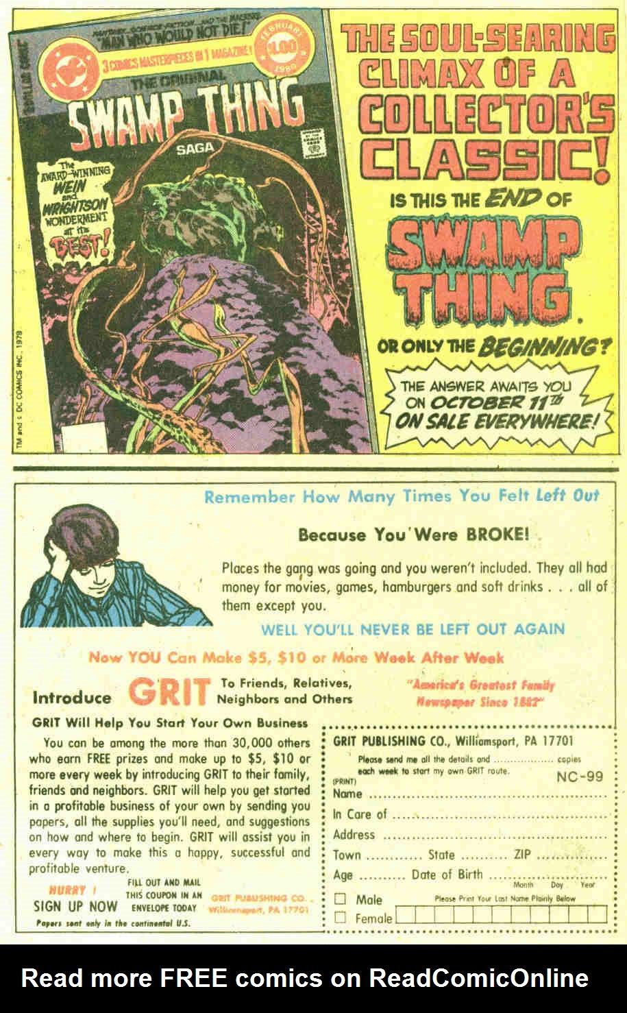 Read online Sgt. Rock comic -  Issue #335 - 30