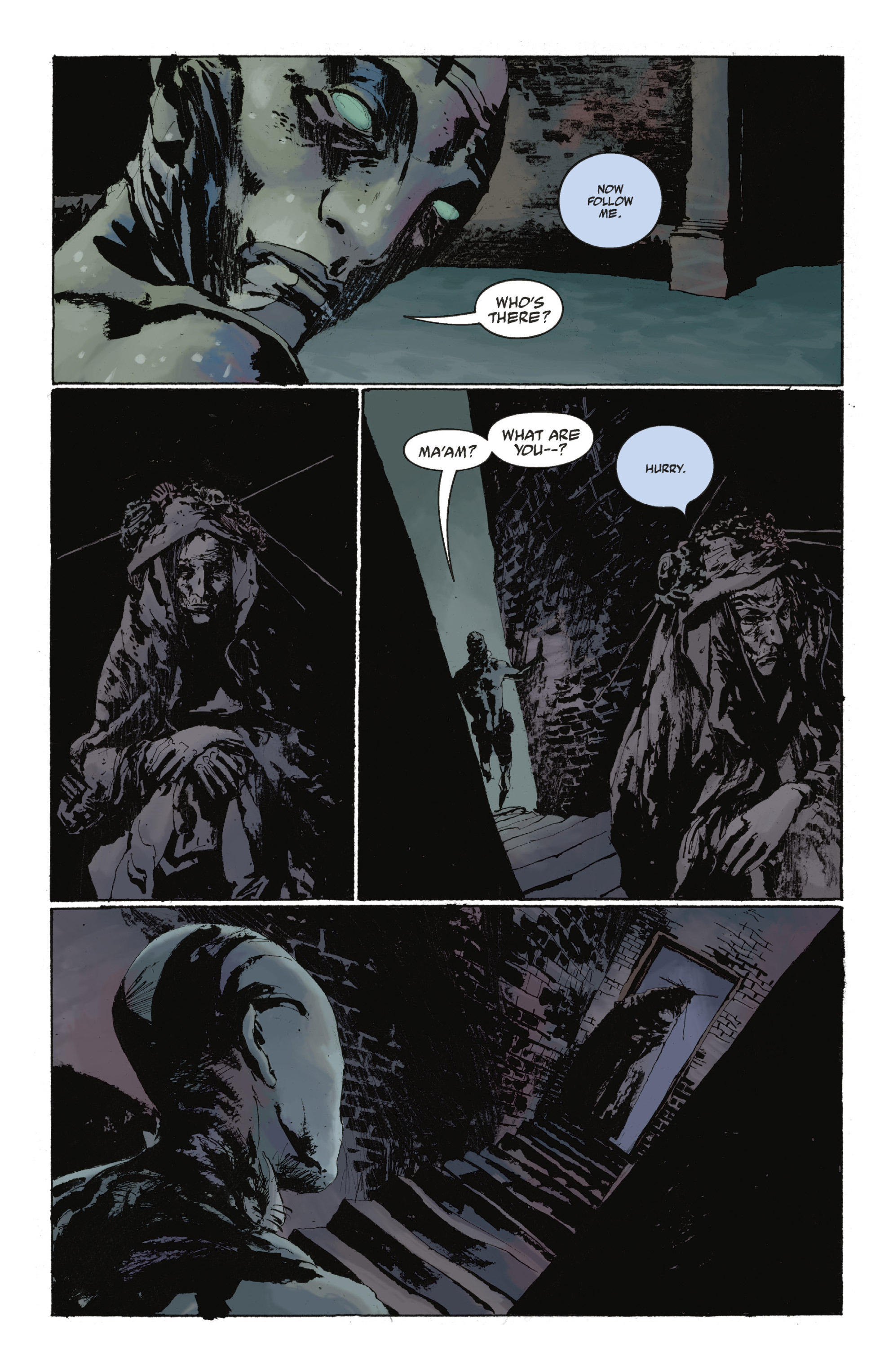 Read online Abe Sapien: The Drowning comic -  Issue #Abe Sapien: The Drowning _TPB - 80