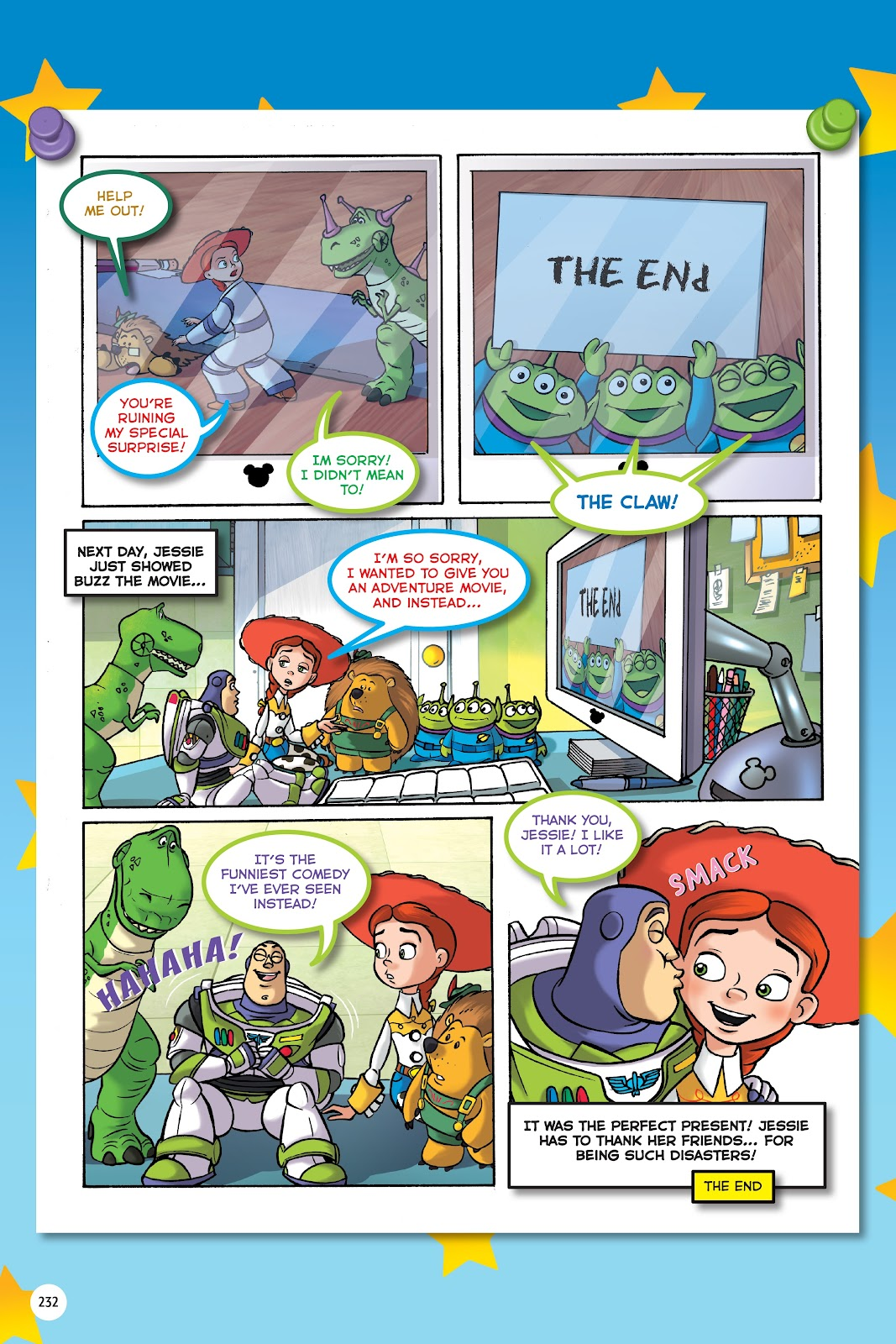 Read online DISNEY·PIXAR Toy Story Adventures comic -  Issue # TPB 1 (Part 3) - 32