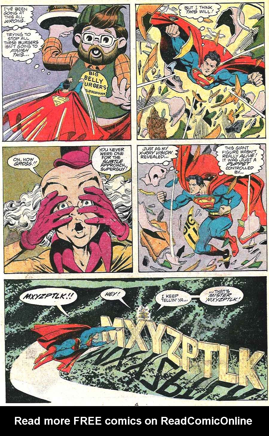 Read online Adventures of Superman (1987) comic -  Issue #441 - 5