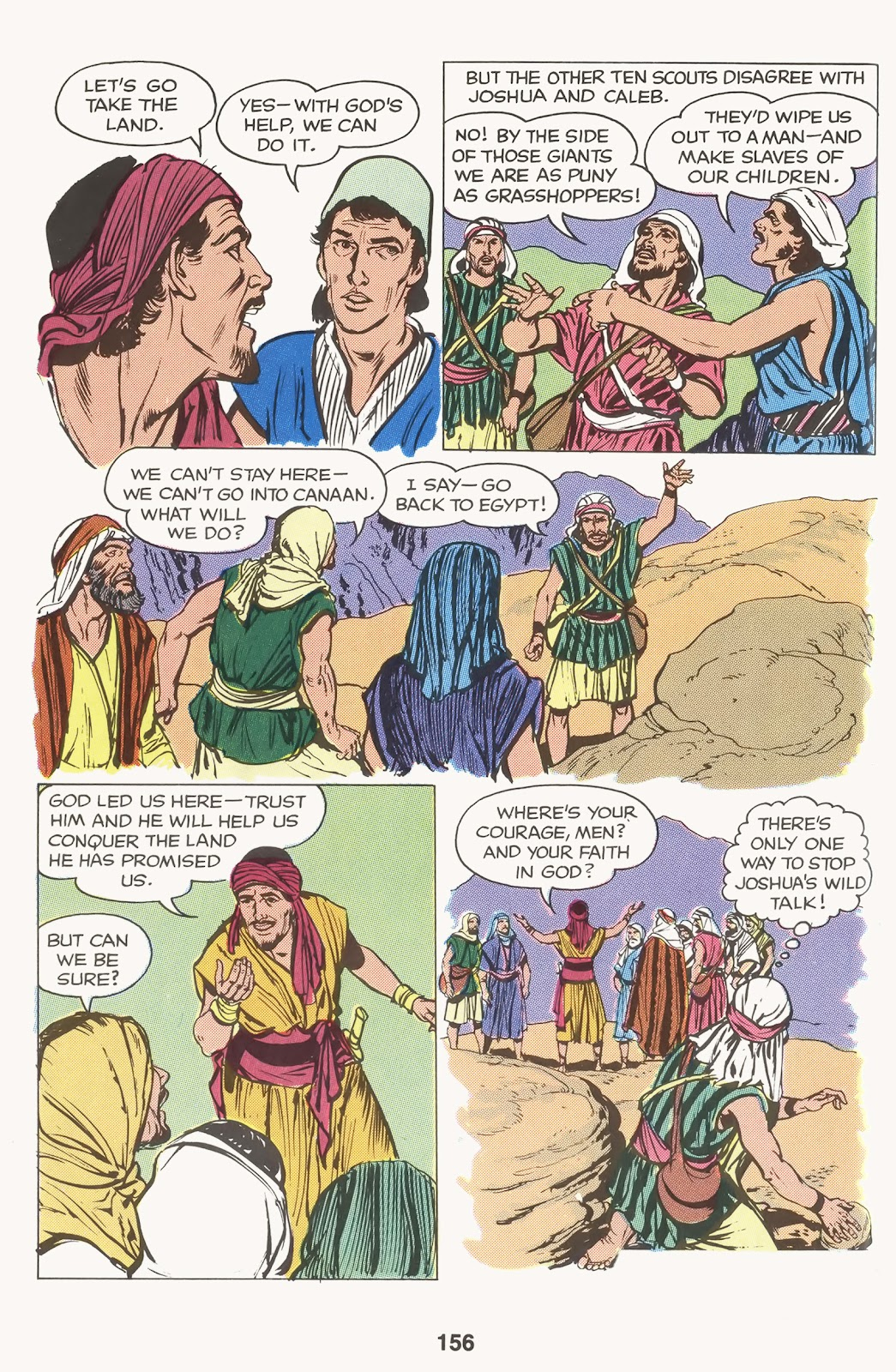 The Picture Bible issue TPB (Part 2) - Page 59