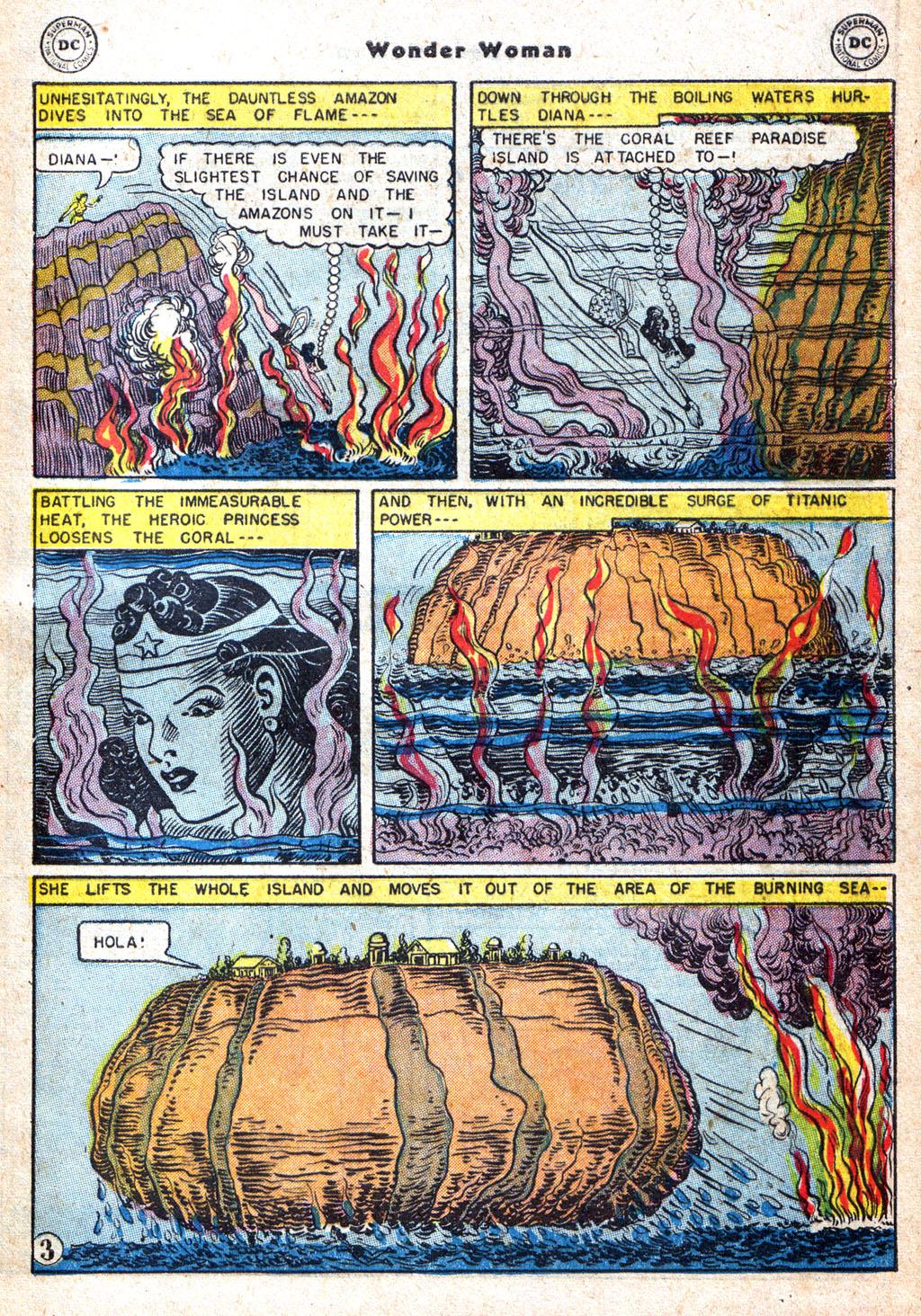 Read online Wonder Woman (1942) comic -  Issue #72 - 29