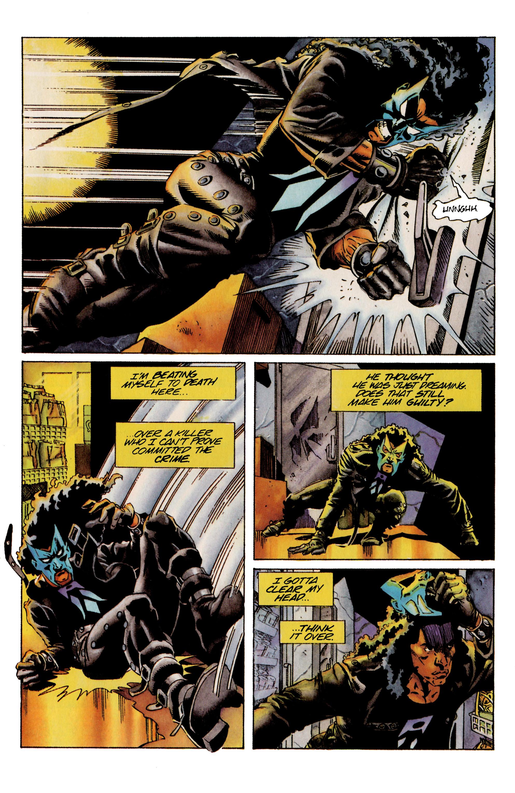Read online Shadowman (1992) comic -  Issue #25 - 15