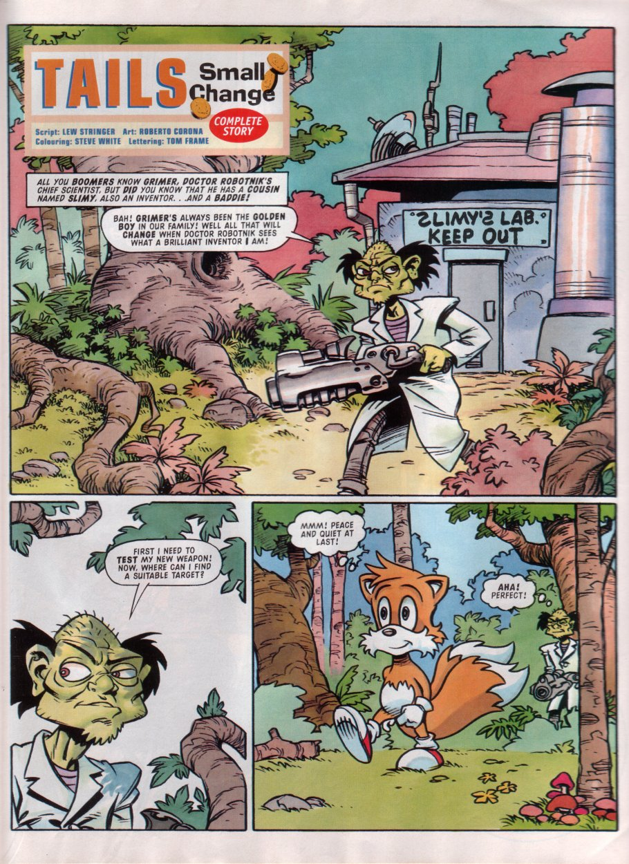Read online Sonic the Comic comic -  Issue #88 - 20