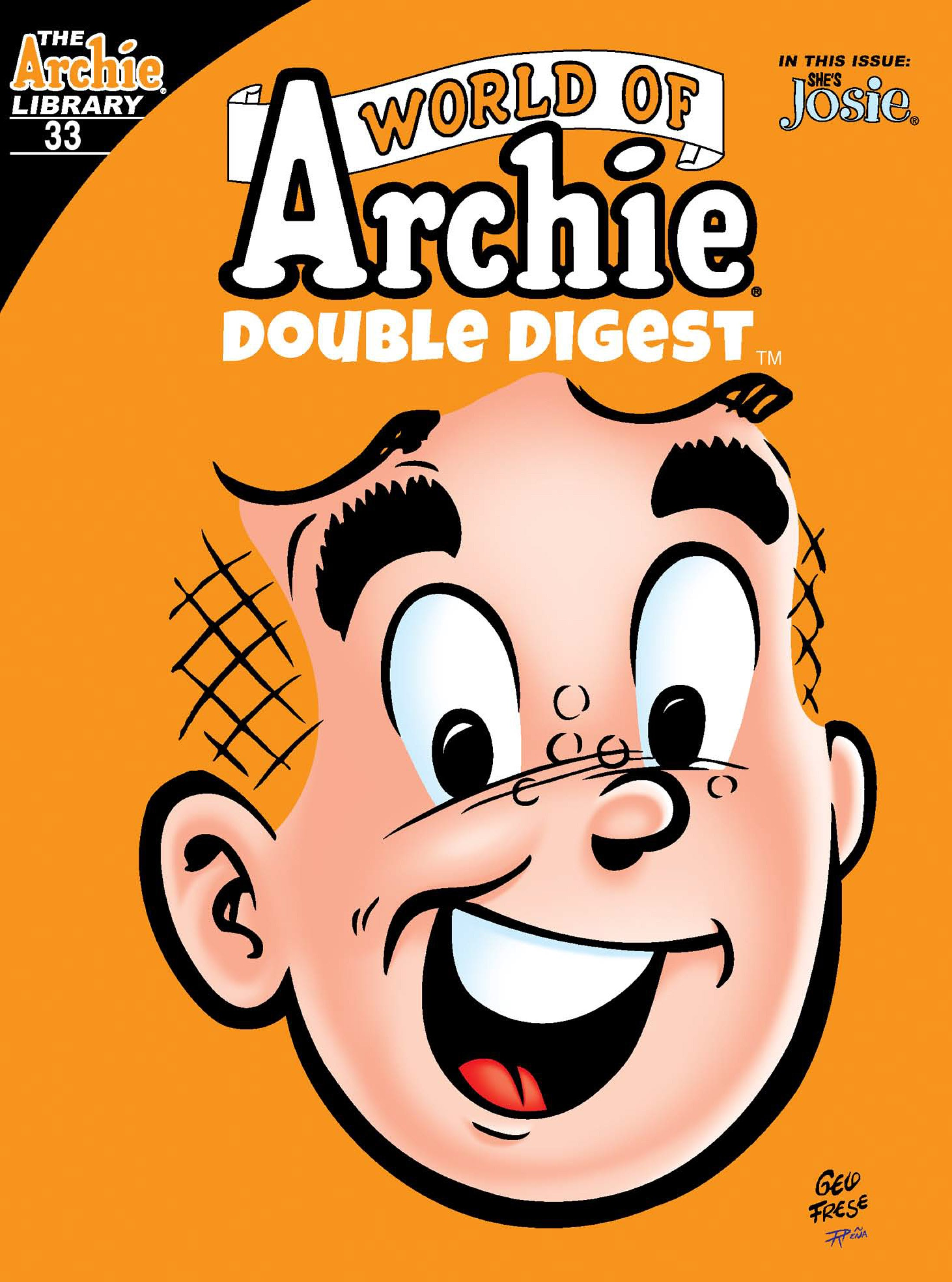 World of Archie Double Digest 33 Page 1