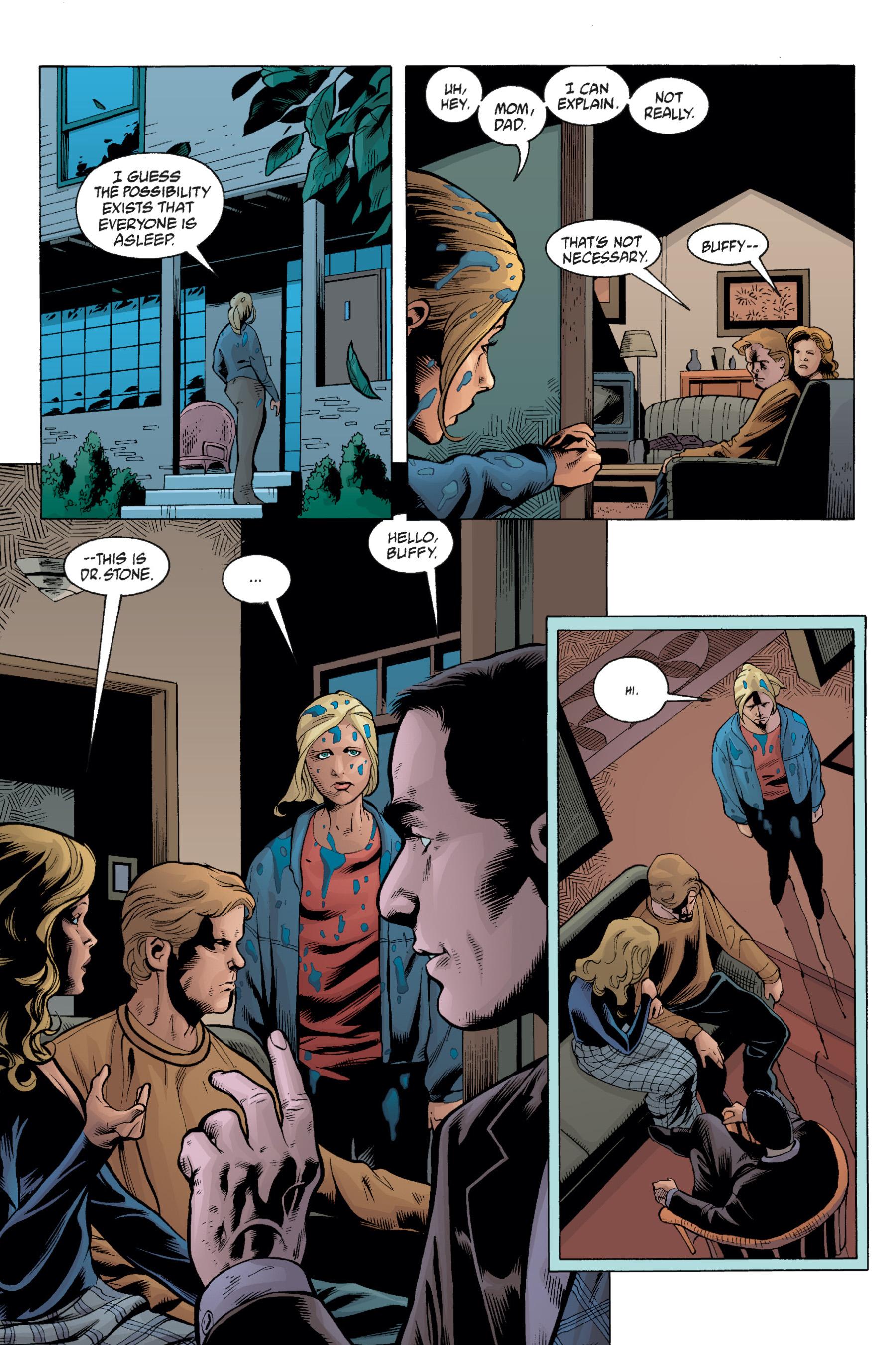 Read online Buffy the Vampire Slayer: Omnibus comic -  Issue # TPB 1 - 234