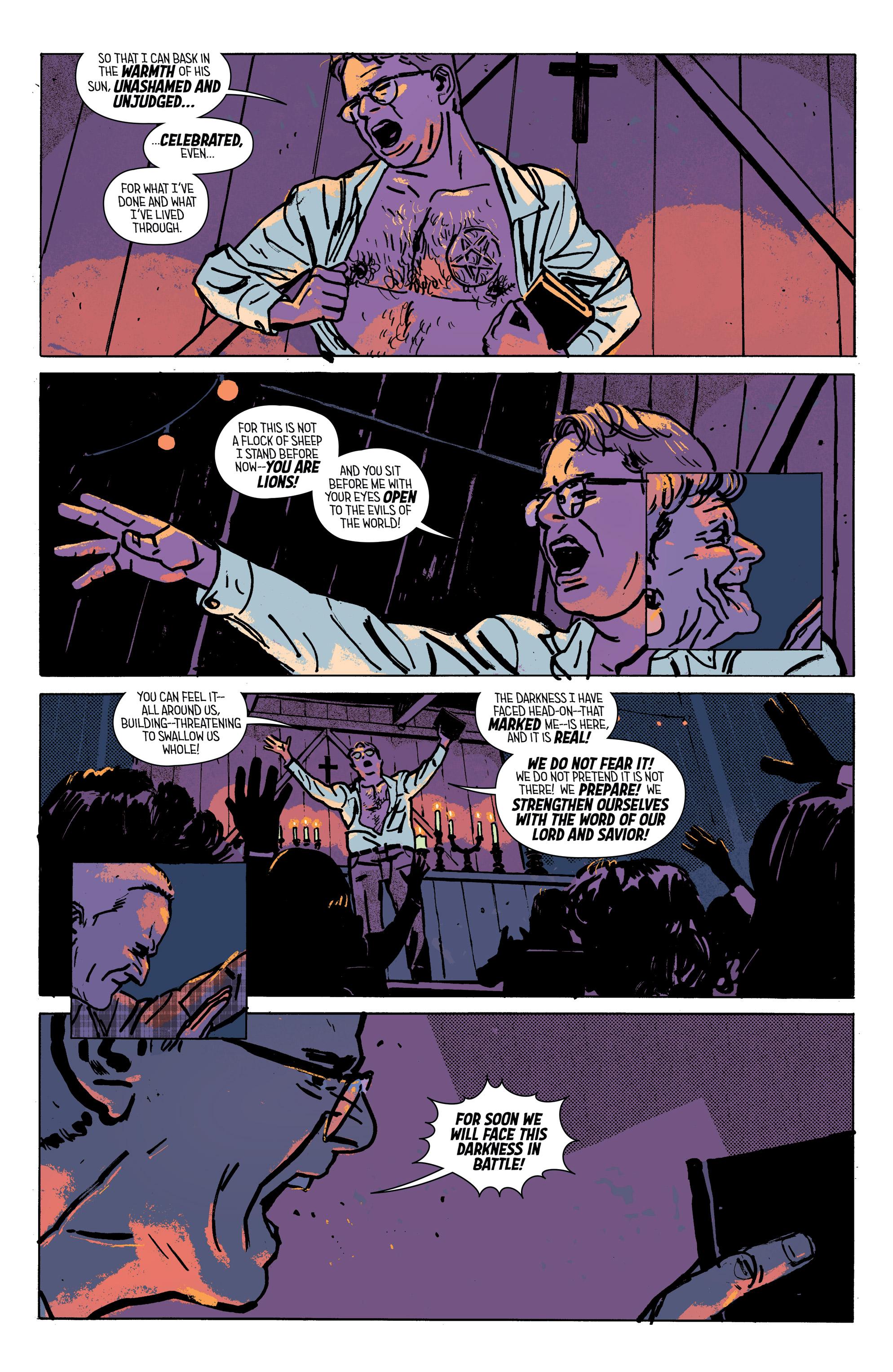 Read online Outcast by Kirkman & Azaceta comic -  Issue #28 - 15