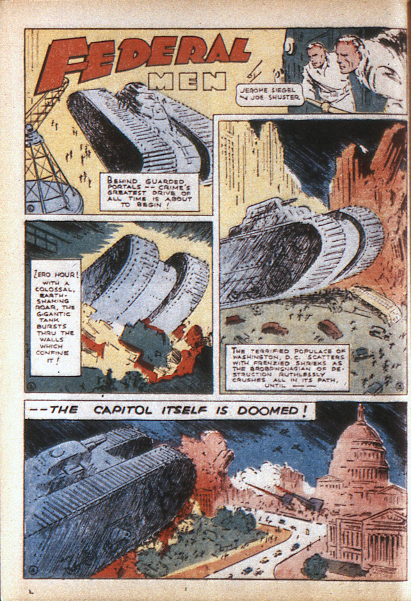 Read online Adventure Comics (1938) comic -  Issue #6 - 64