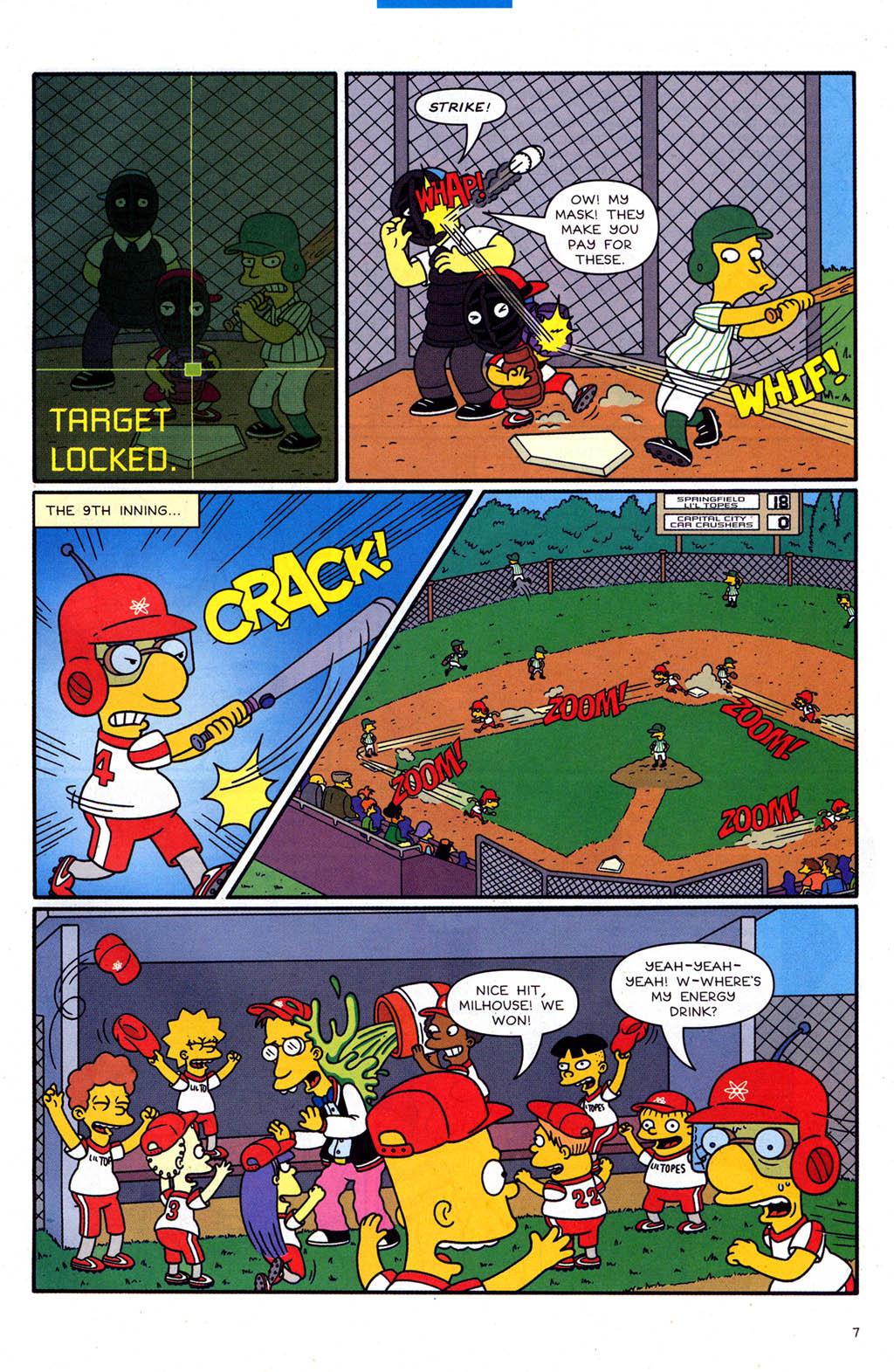 Read online Simpsons Comics Presents Bart Simpson comic -  Issue #21 - 9