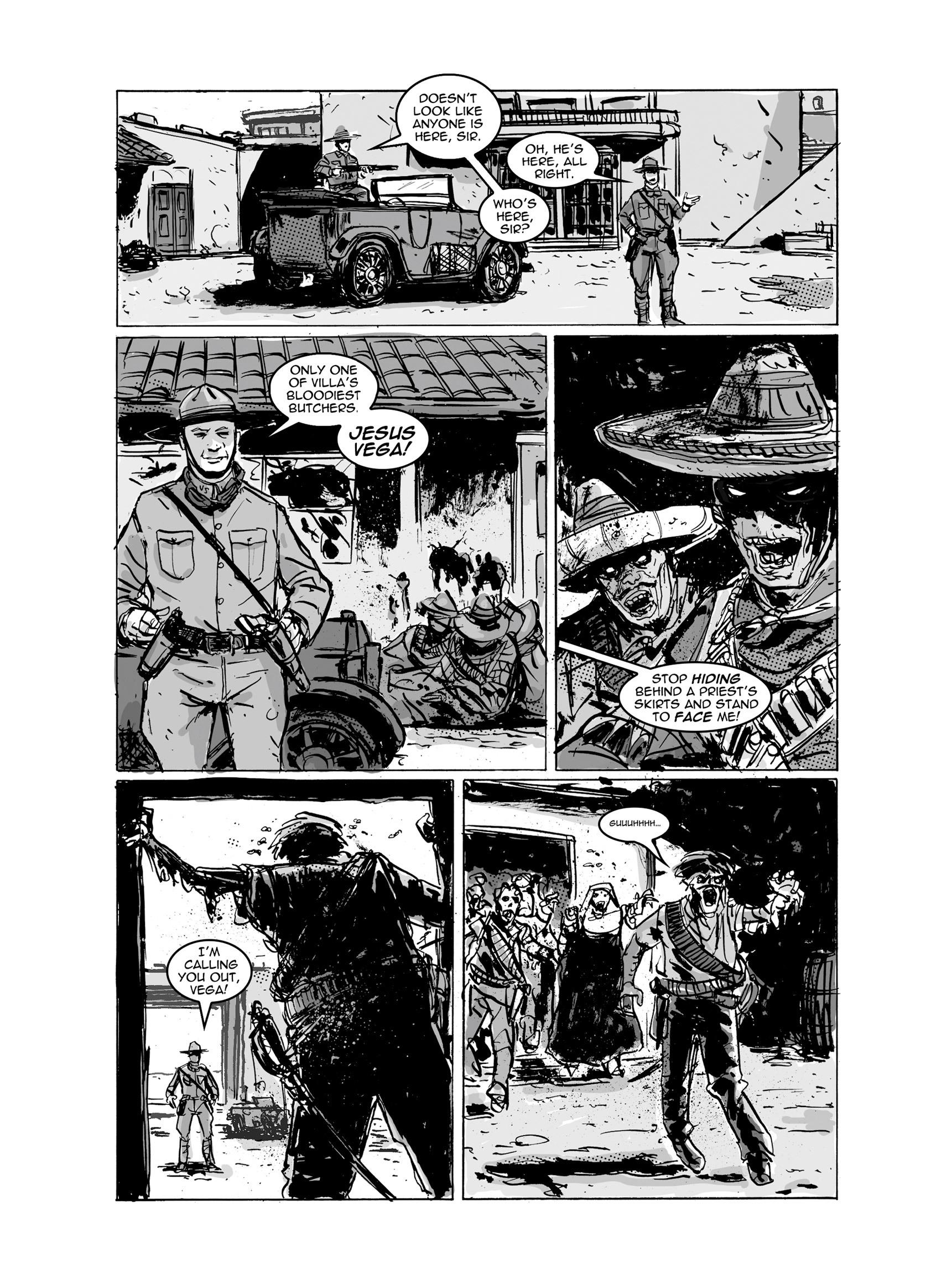 Read online FUBAR comic -  Issue #3 - 217
