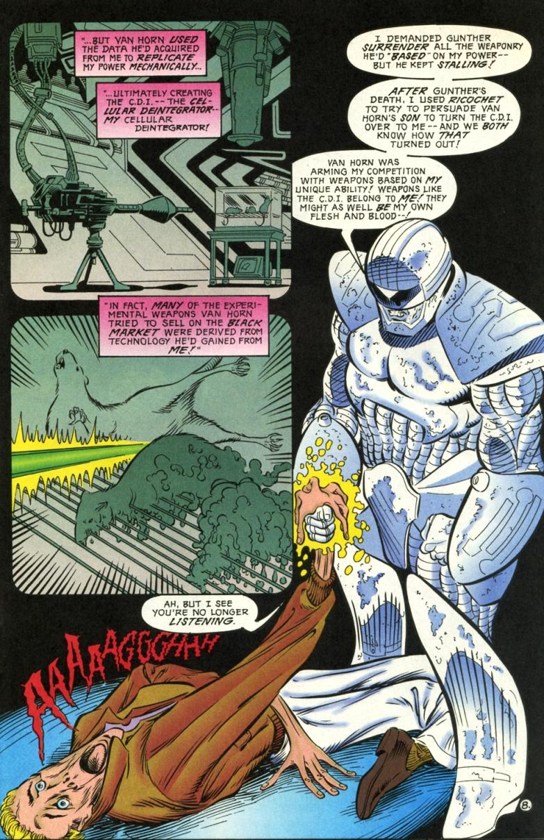 Read online Gunfire comic -  Issue #3 - 11