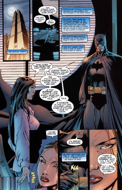 Read online Batman: Hush comic -  Issue #4 - 14