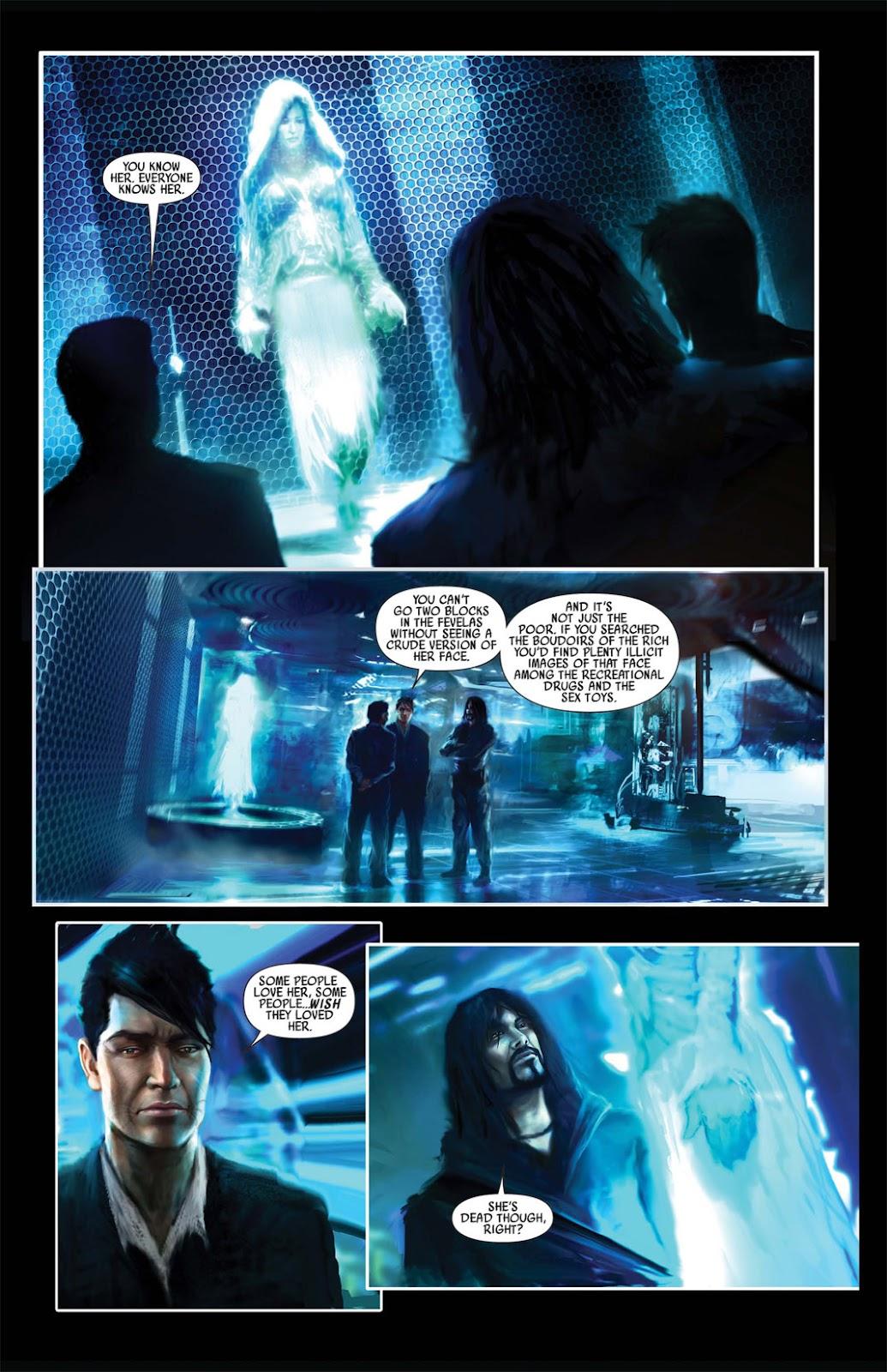 Read online After Dark comic -  Issue #1 - 16
